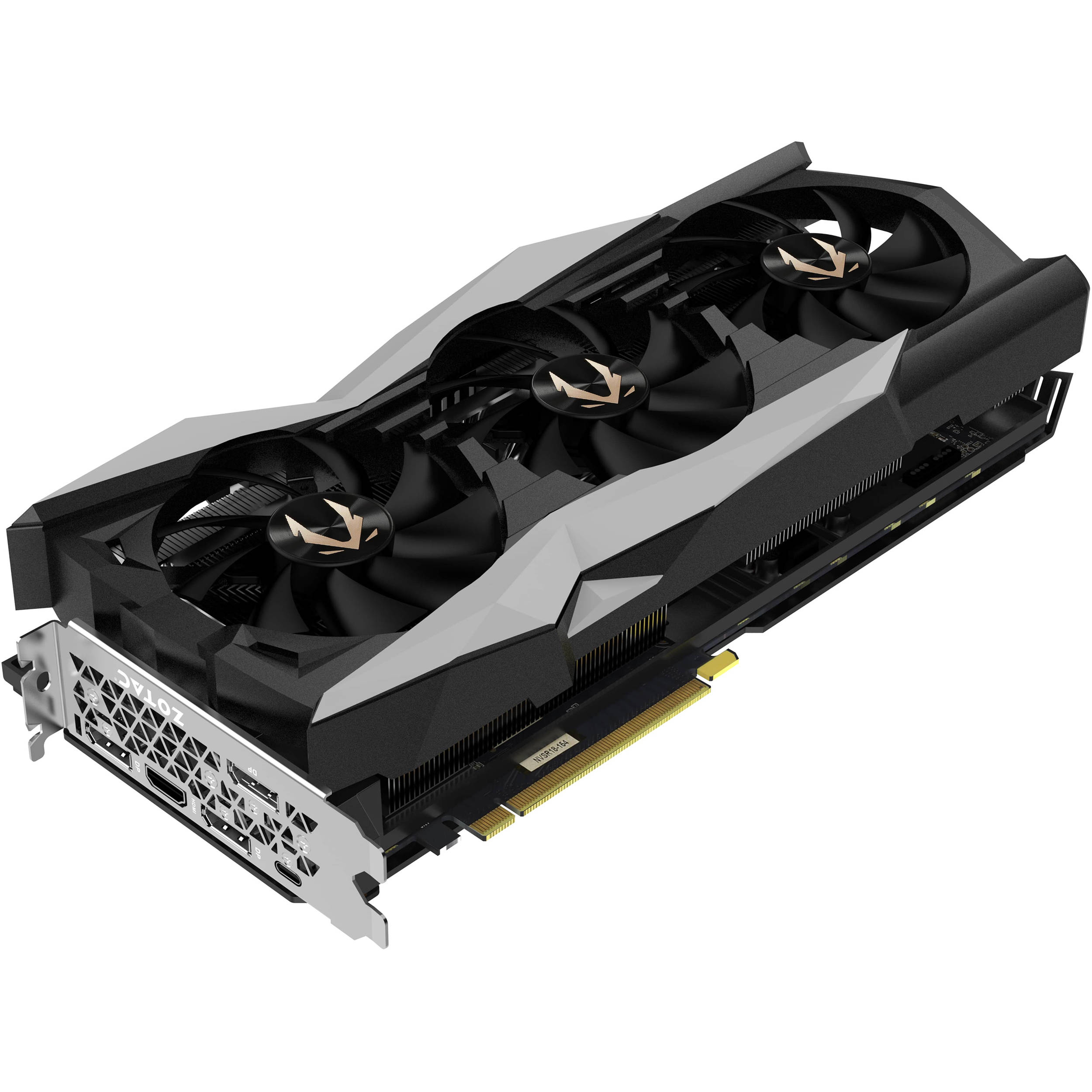 ZOTAC GAMING GeForce RTX 2080 Ti AMP Extreme Graphics Card