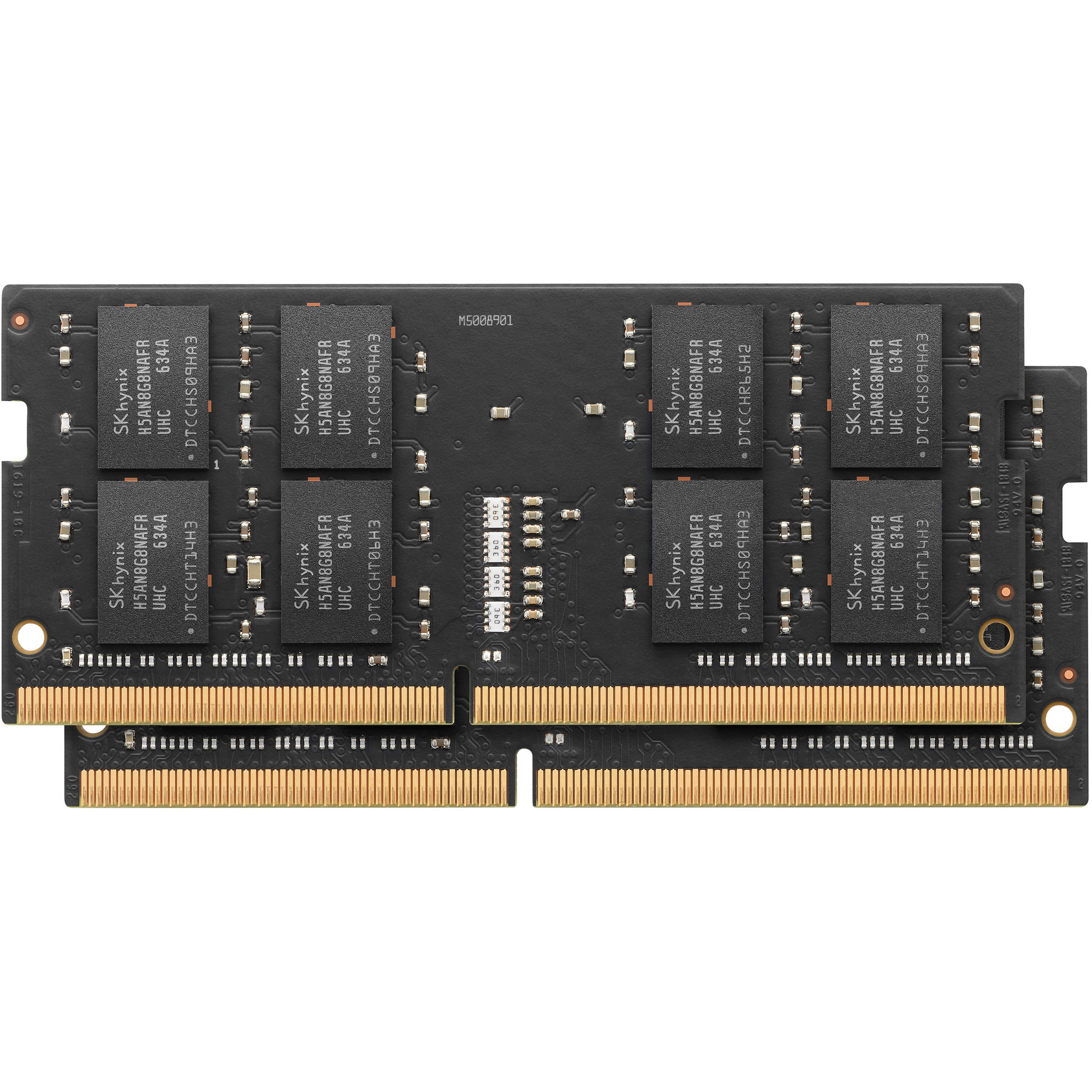 Apple 32GB DDR4 2666 MHz SO-DIMM Memory Kit (2 x 16GB)