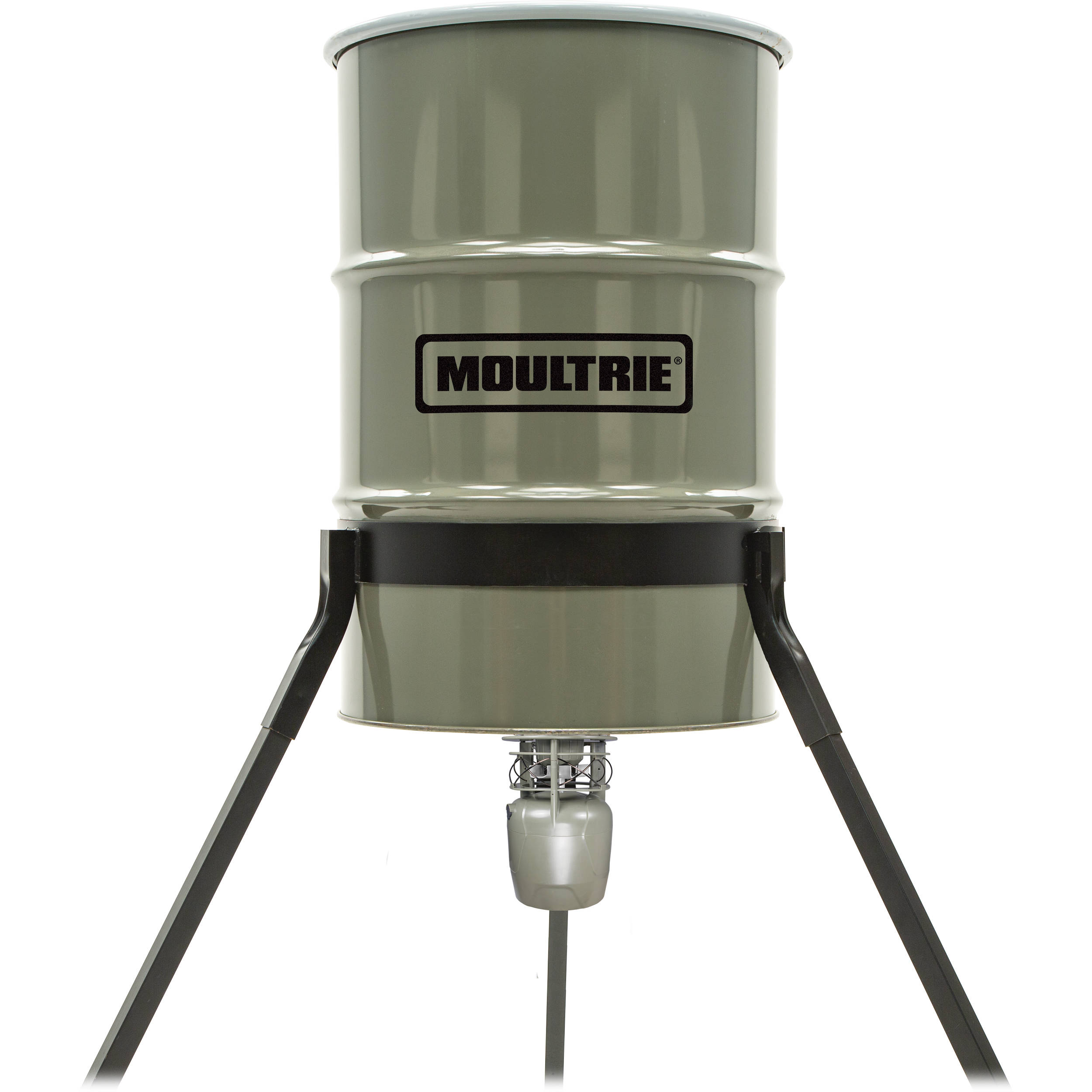 Moultrie 55-Gallon NXT Tripod Deer Feeder