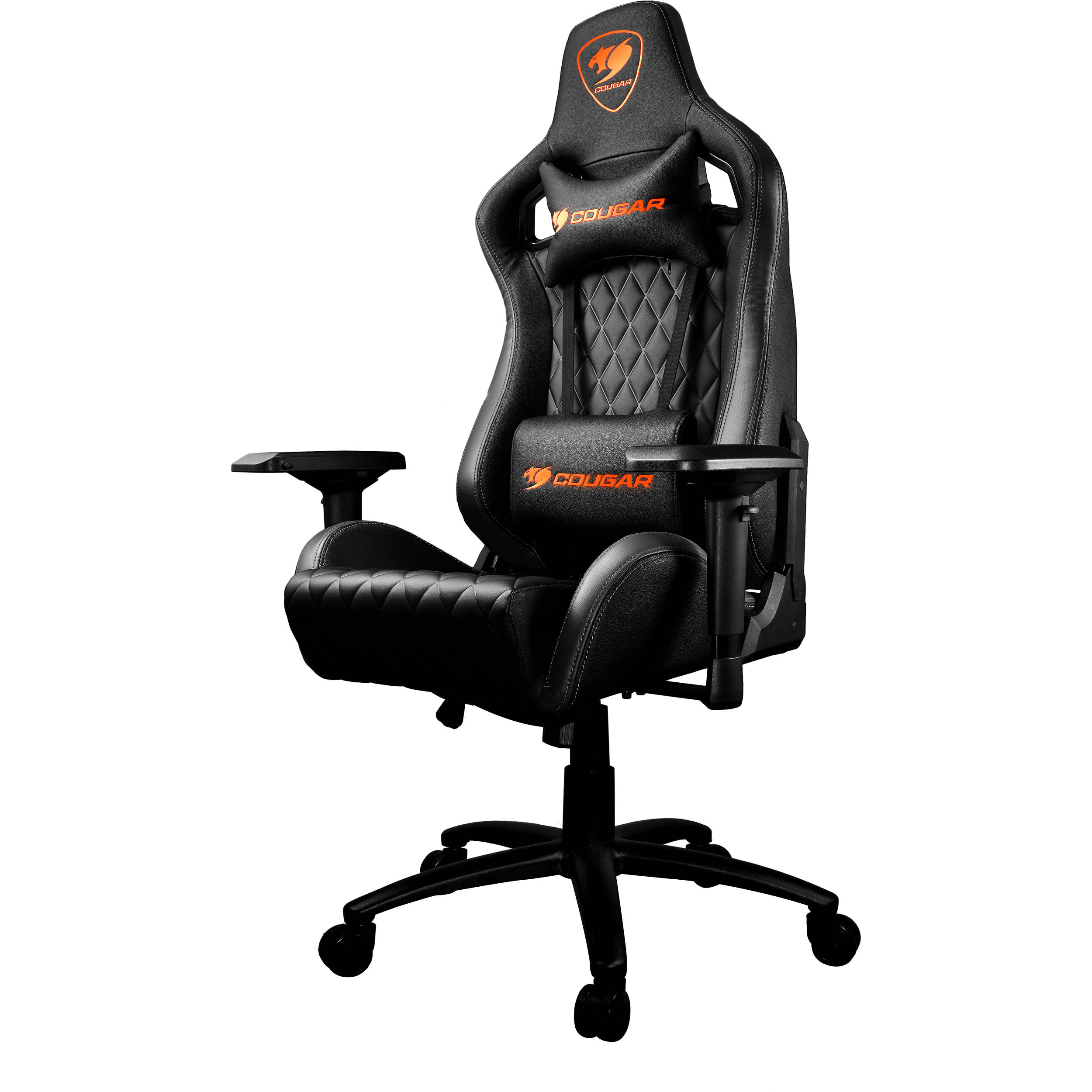 Strange Cougar Armor S Gaming Chair Black Ocoug Best Dining Table And Chair Ideas Images Ocougorg