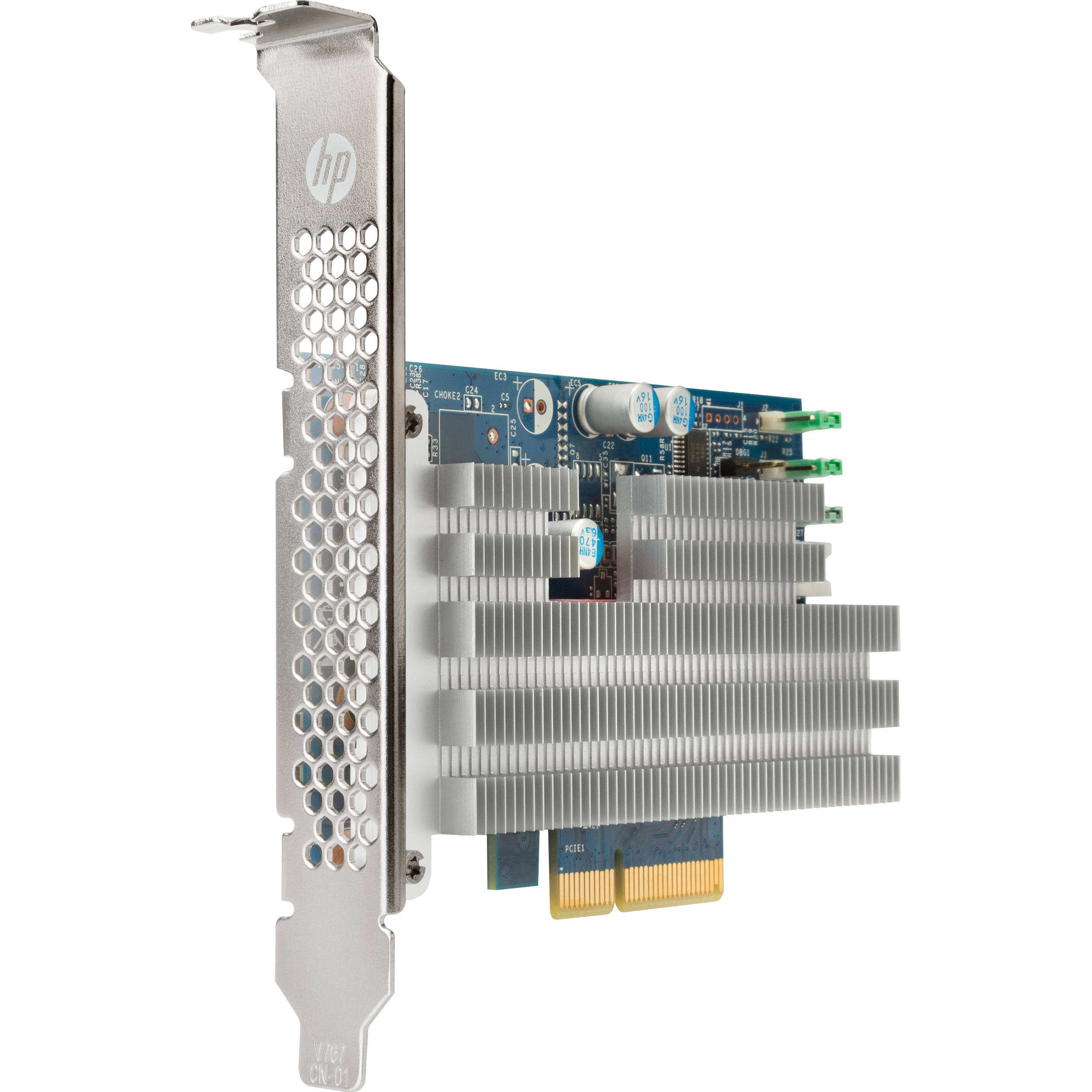 HP 512GB Turbo Drive G2 NVMe PCIe M 2 Internal SSD