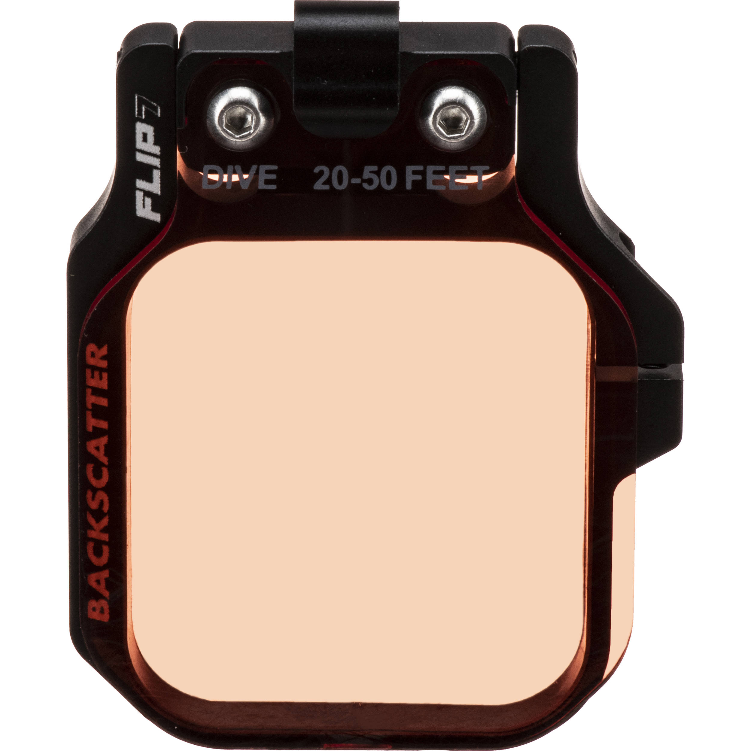Backscatter flip 7 single kit con dive-Filter