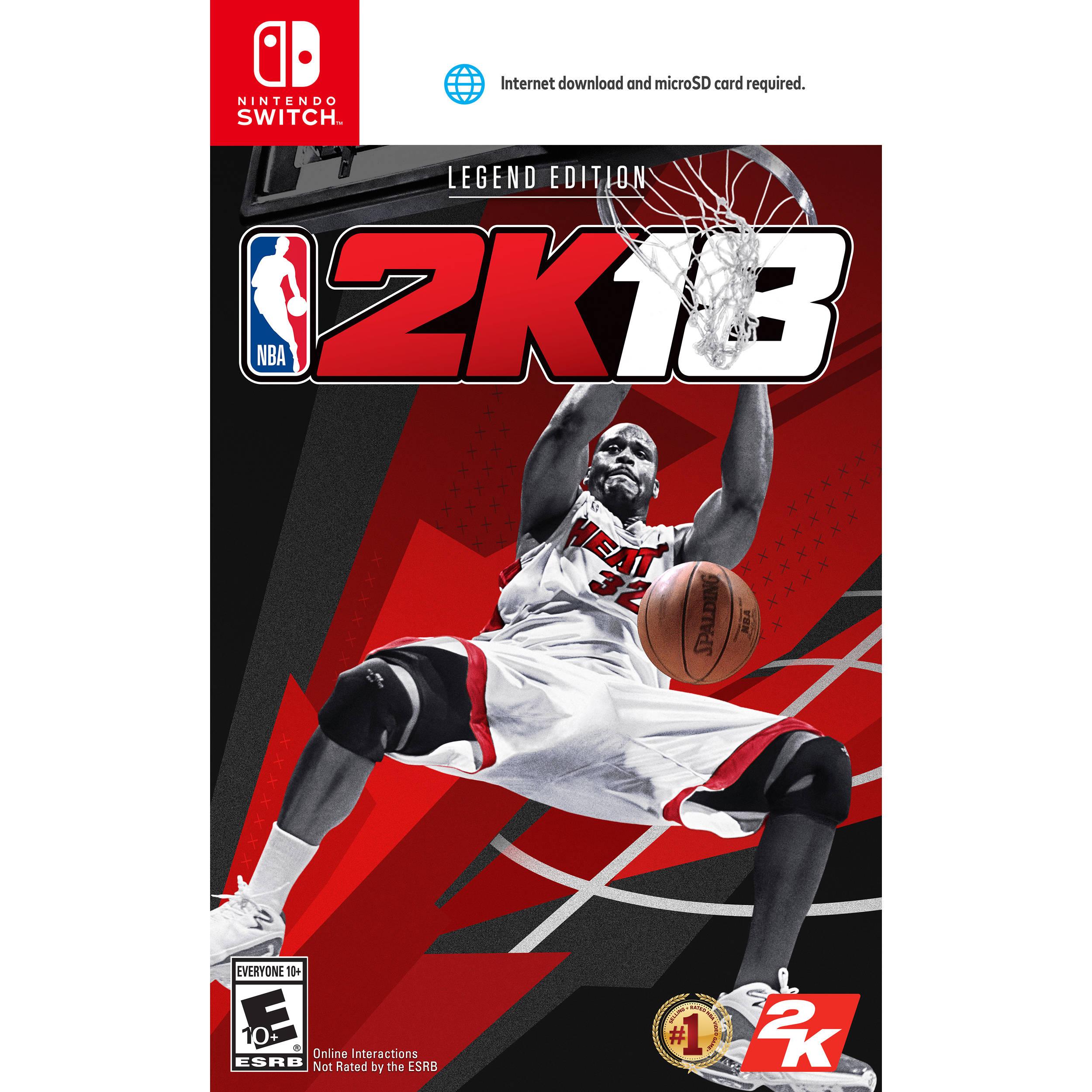 Take-Two NBA 2K18 Legend Edition (Nintendo Switch)