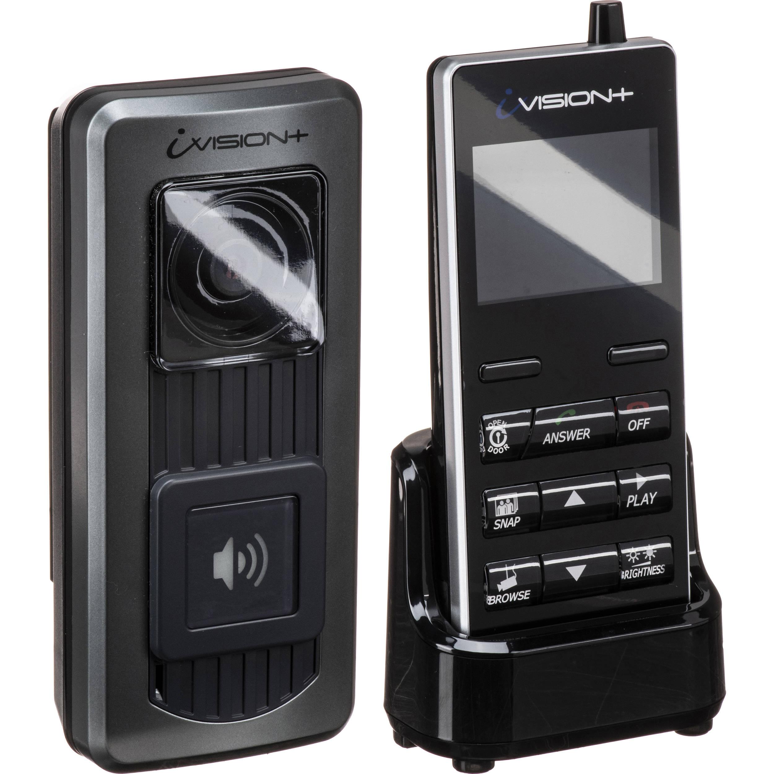 Optex iVision+ Wireless Intercom System