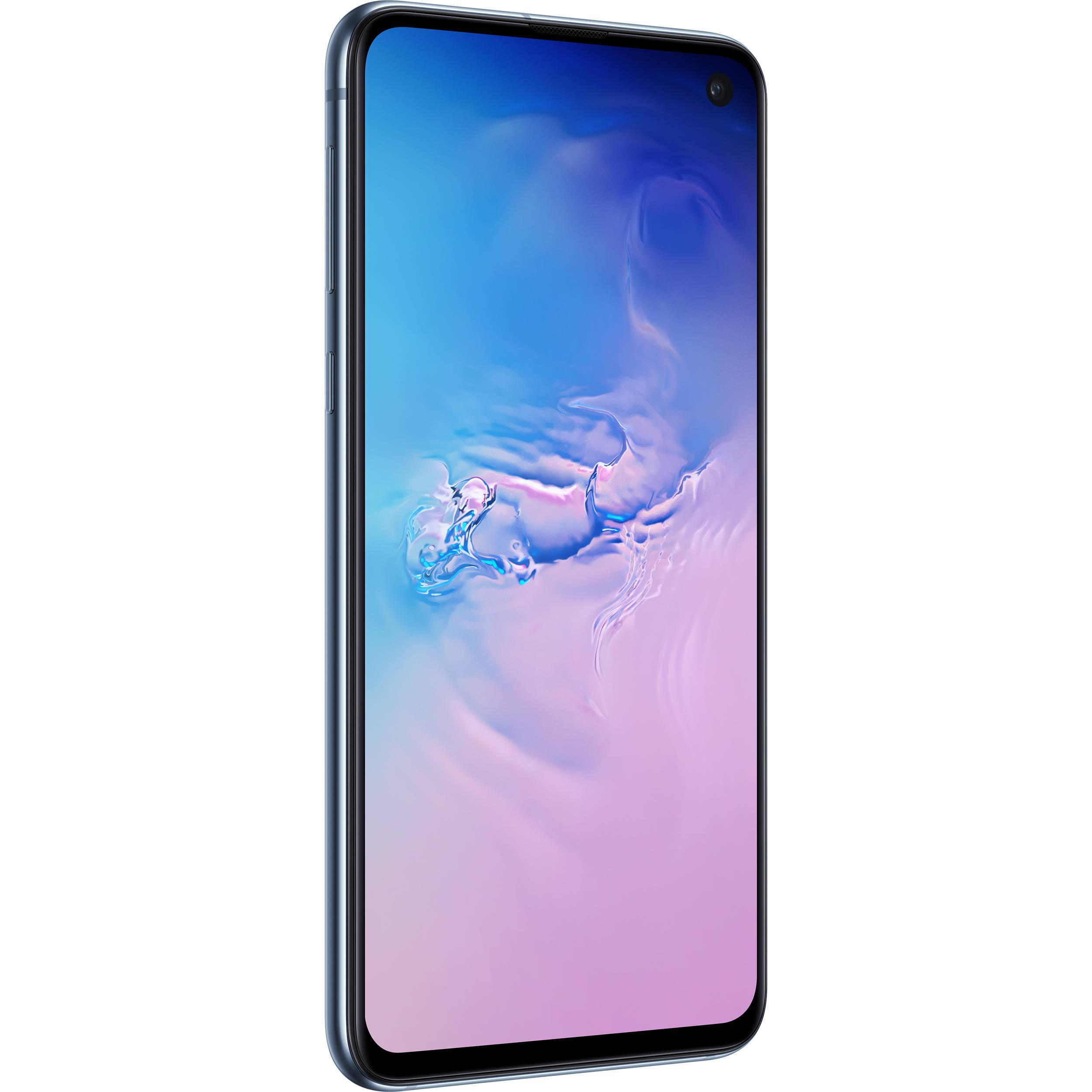 Samsung Galaxy S10e Sm G970u 128gb Smartphone Sm G970uzbaxaa B H