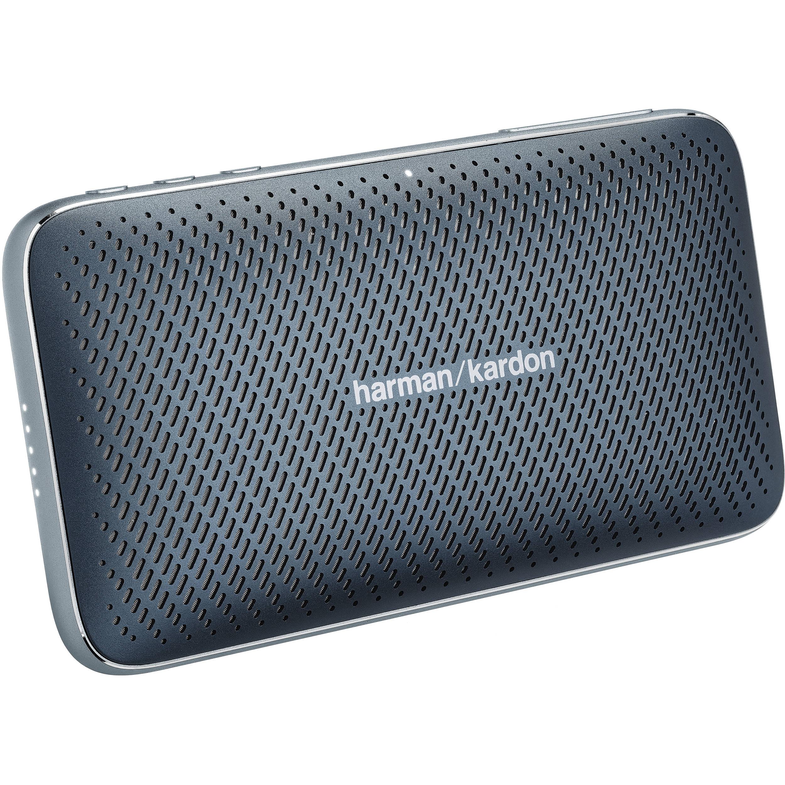 Harman Kardon Esquire Mini 8 Portable Bluetooth Speaker (Black)
