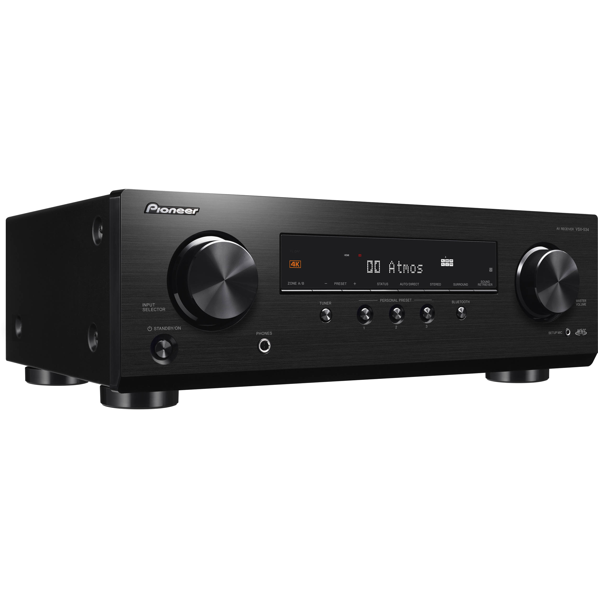 Pioneer VSX-534 5 2-Channel A/V Receiver
