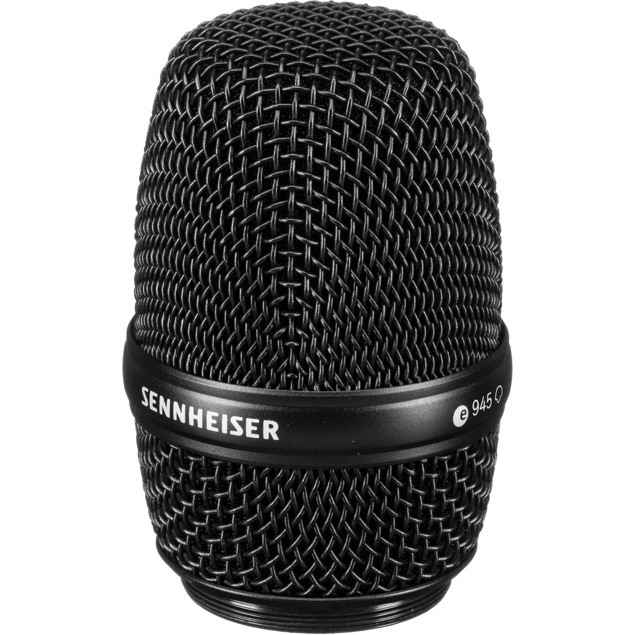 Sennheiser MMD 945B Supercardioid Dynamic Capsule for Handheld Transmitters  (Black)