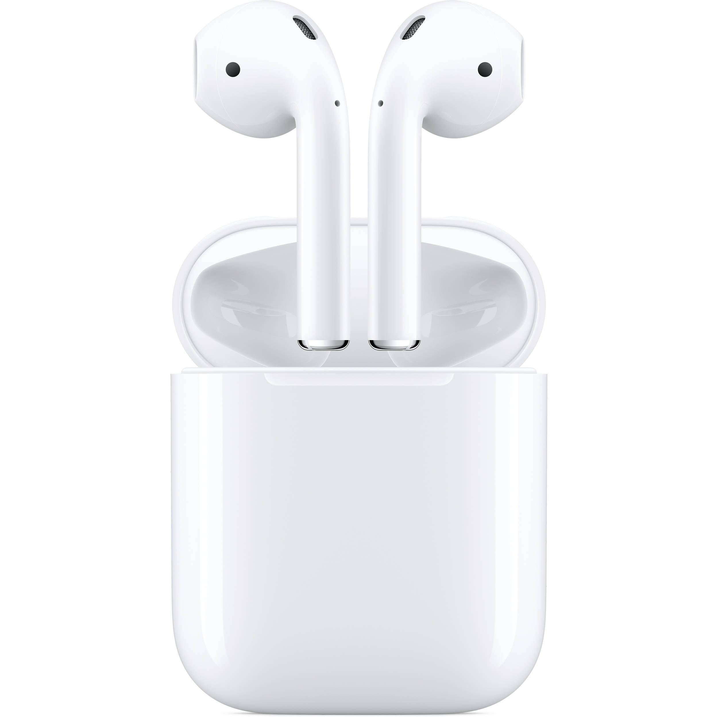 save off e6606 a8daf Apple AirPods with Charging Case (2nd Generation)