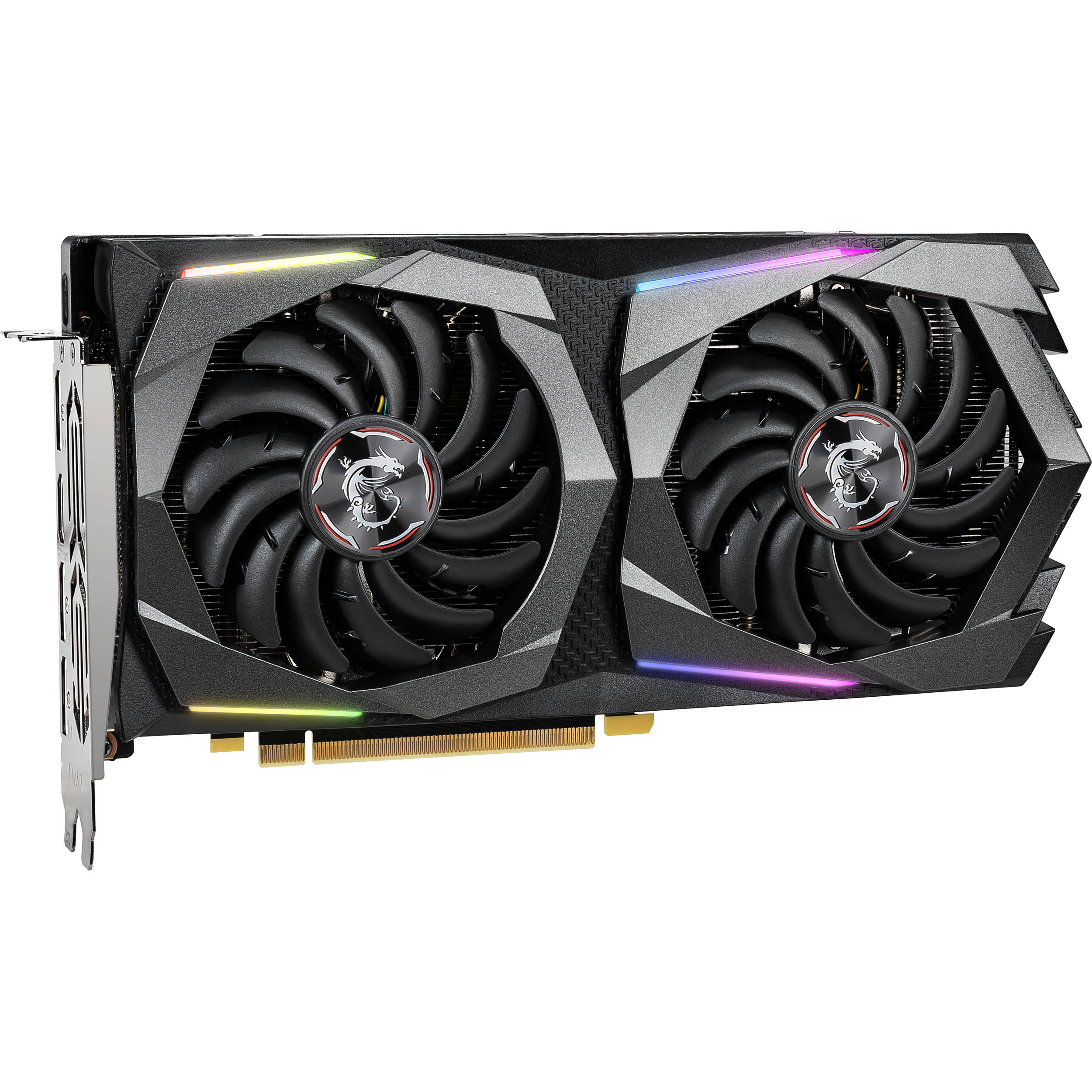 MSI GeForce GTX 1660 GAMING X Graphics Card