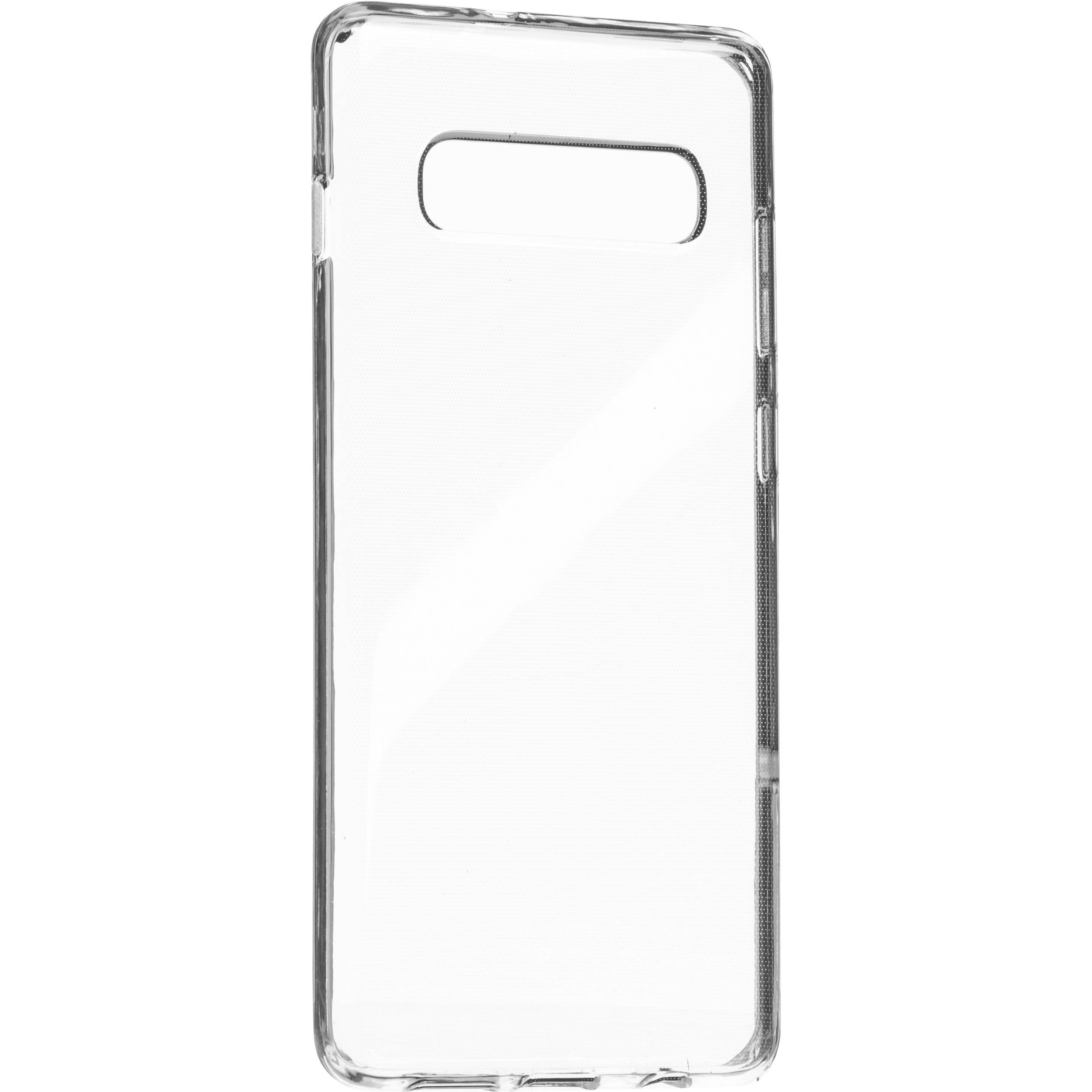 100% authentic 6b8a4 91e29 AVODA TPU Case for Samsung Galaxy S10+ (Clear)