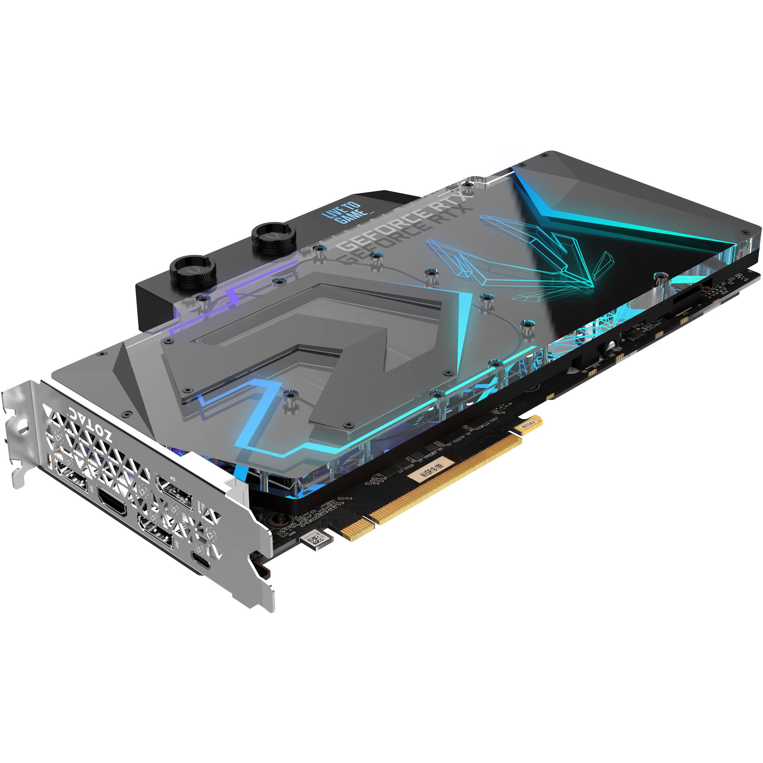 ZOTAC GAMING GeForce RTX 2080 Ti ArcticStorm Graphics Card