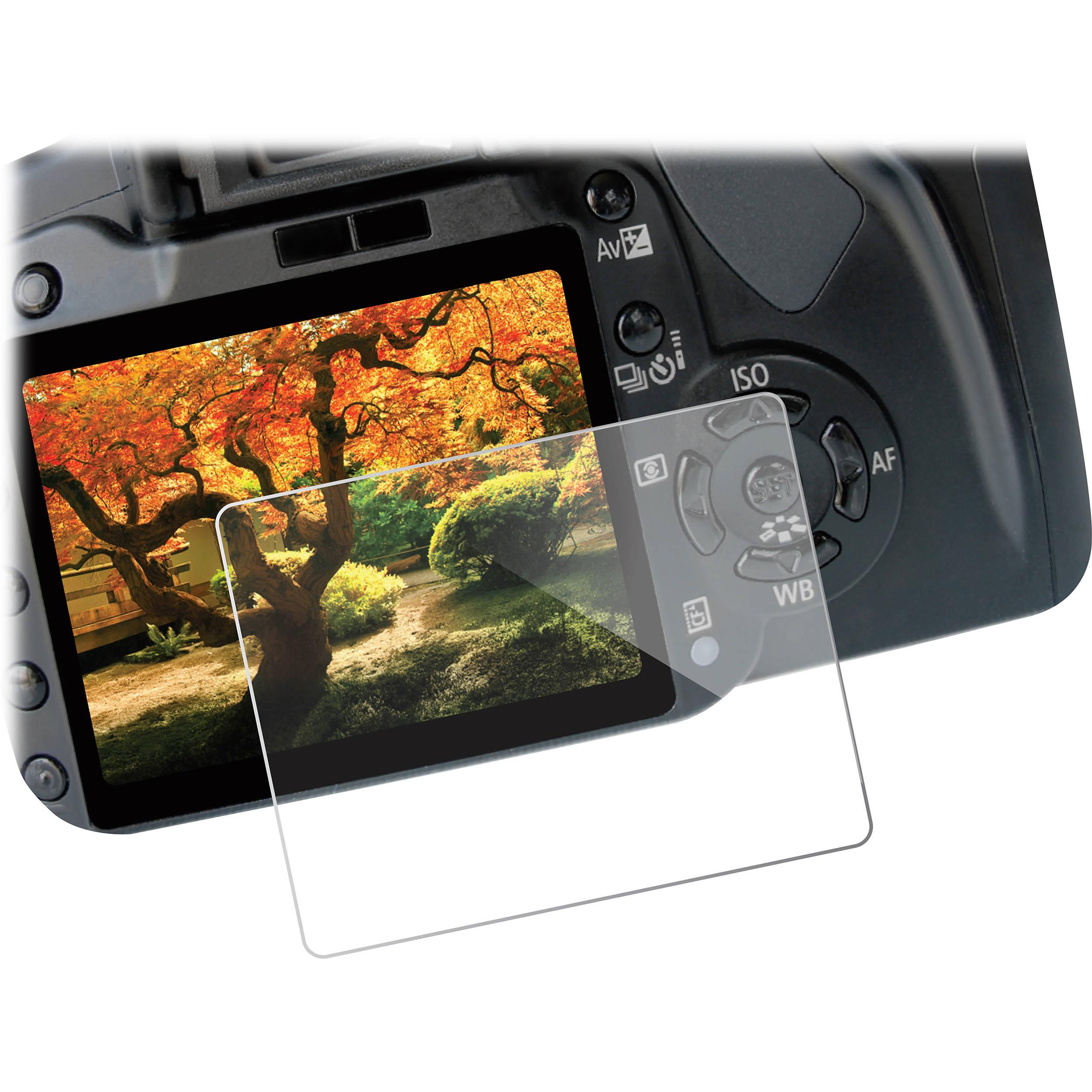 Screen Protectors Compatible Nikon D7500 AFUNTA 2 Packs Anti-Scratch Tempered Glass Protective Films for DSLR Digital Camera