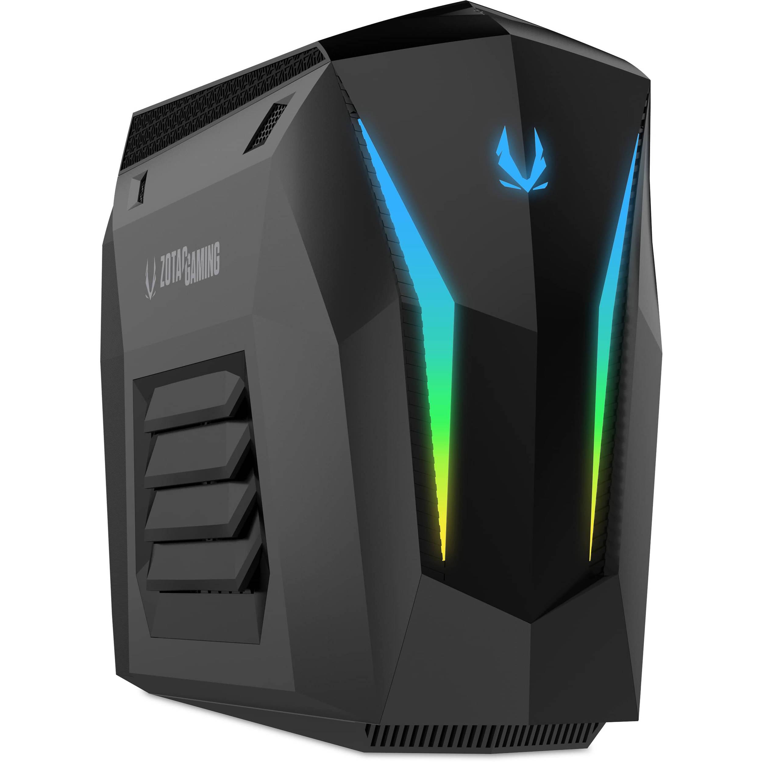 ZOTAC MEK MINI Desktop Computer