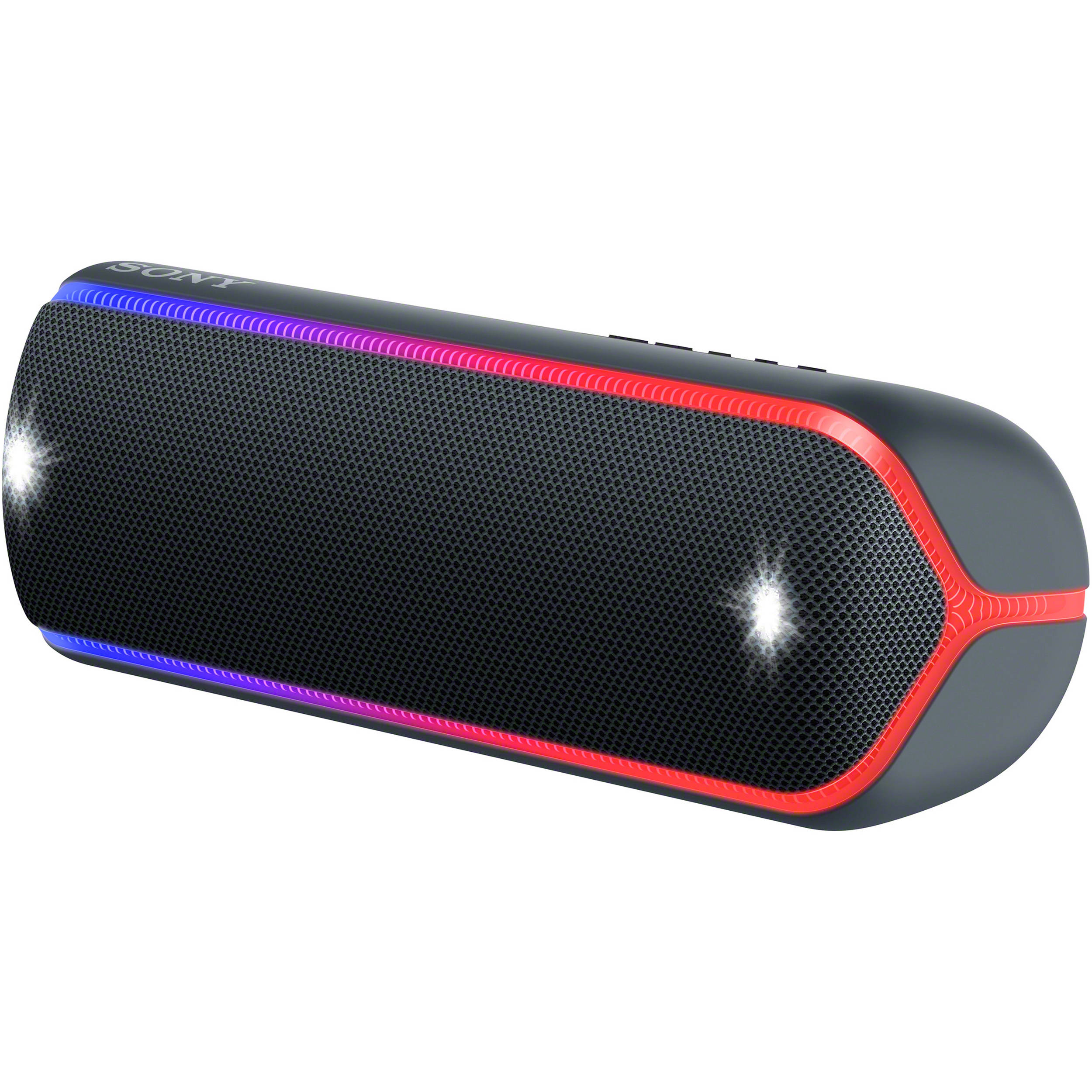 Sony SRS-XB32 EXTRA BASS Portable Bluetooth Speaker (Black)