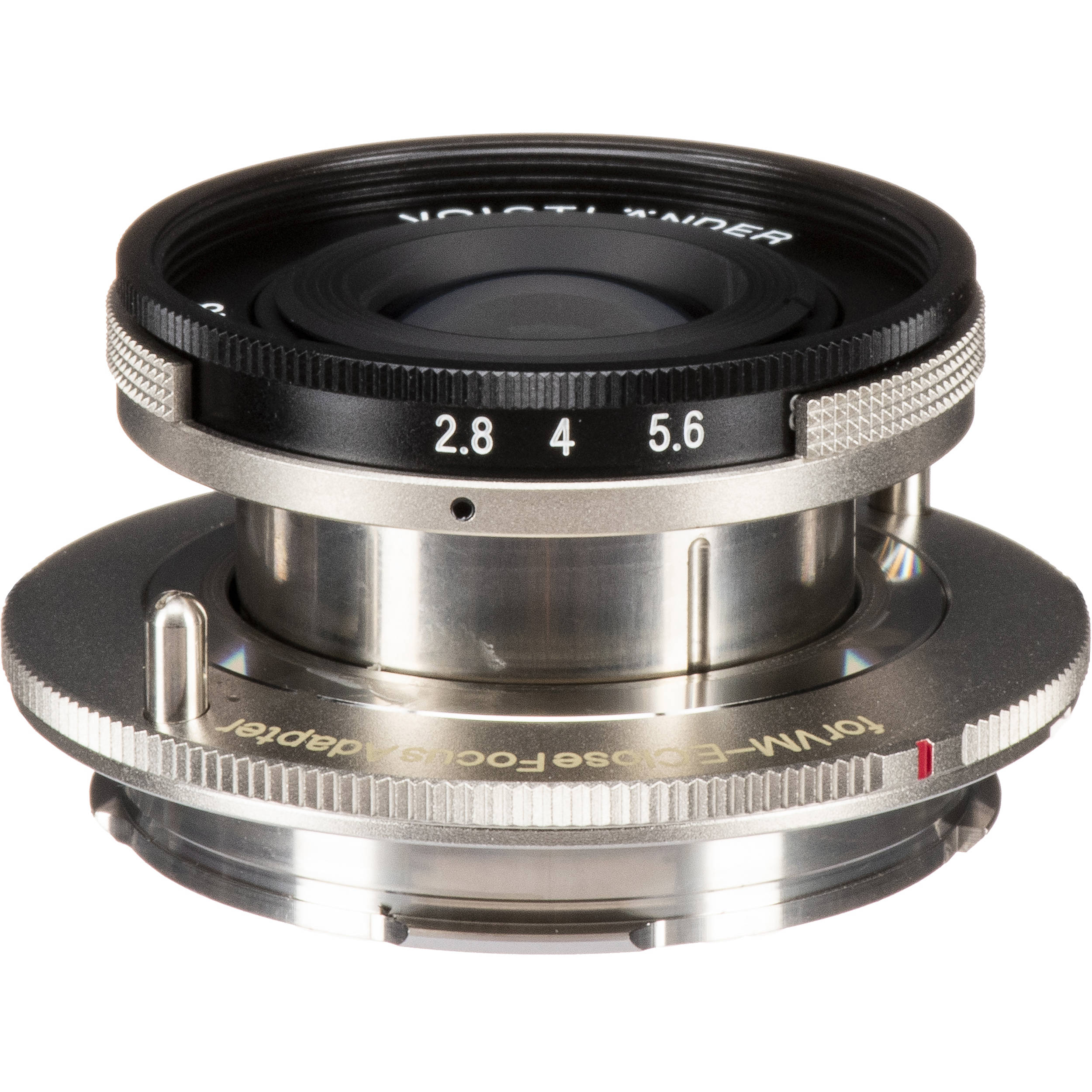 Voigtlander Leica VM Mount Lens Adapter Compatible for Sony E-Mount Camera