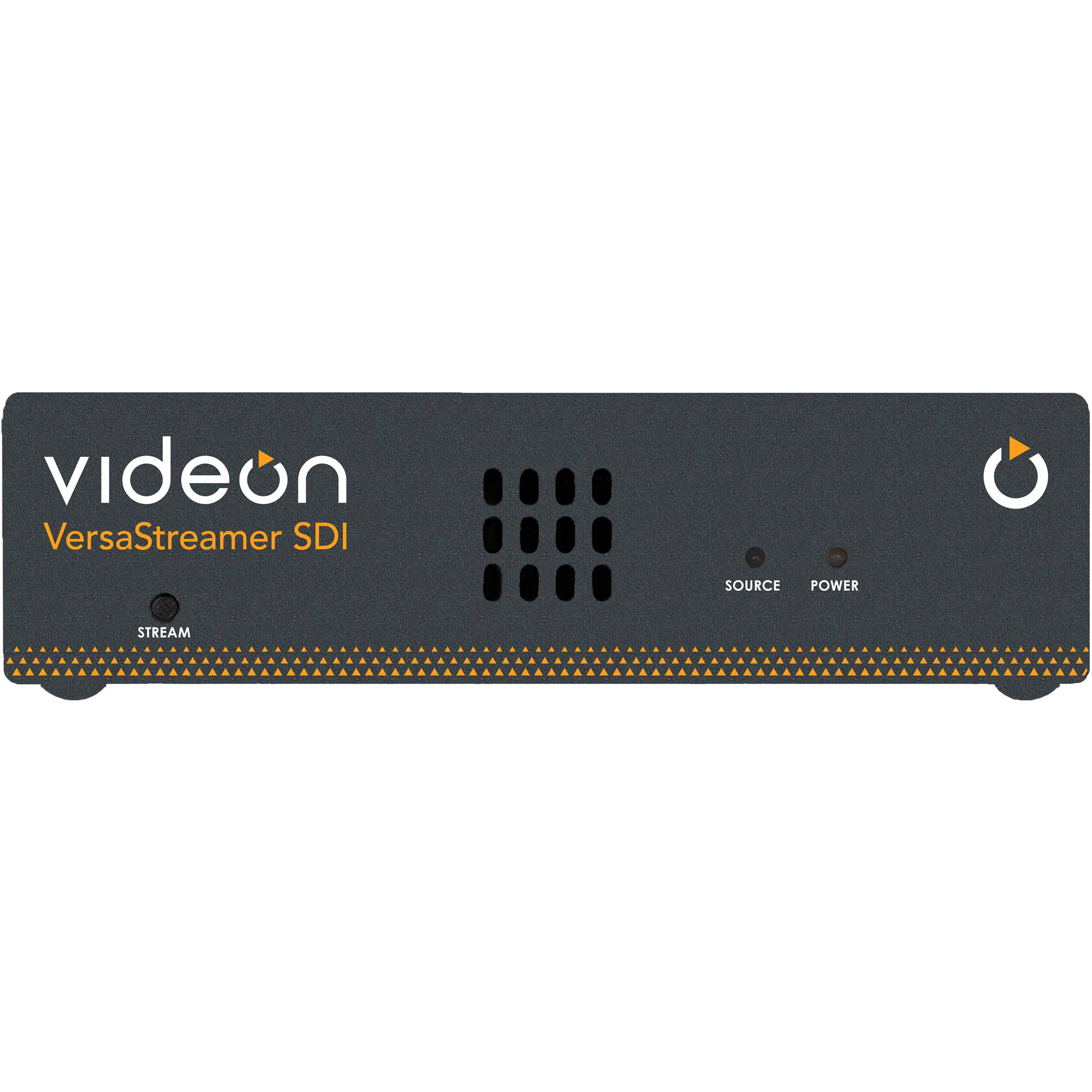 Videon VersaStreamer SDI Streaming Encoder/Decoder (HDMI/SDI)