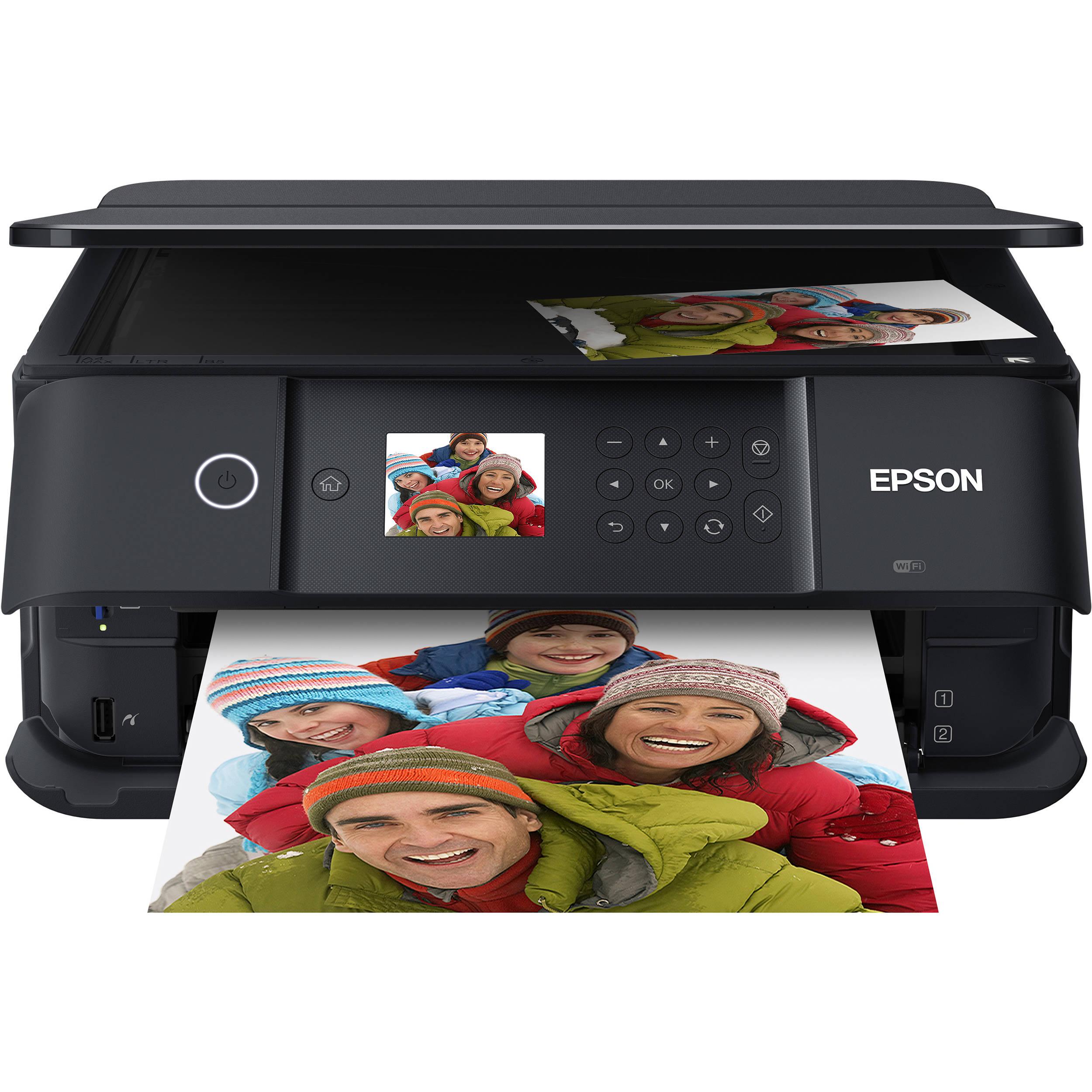 Epson Expression Premium XP-6100 All-In-One Printer