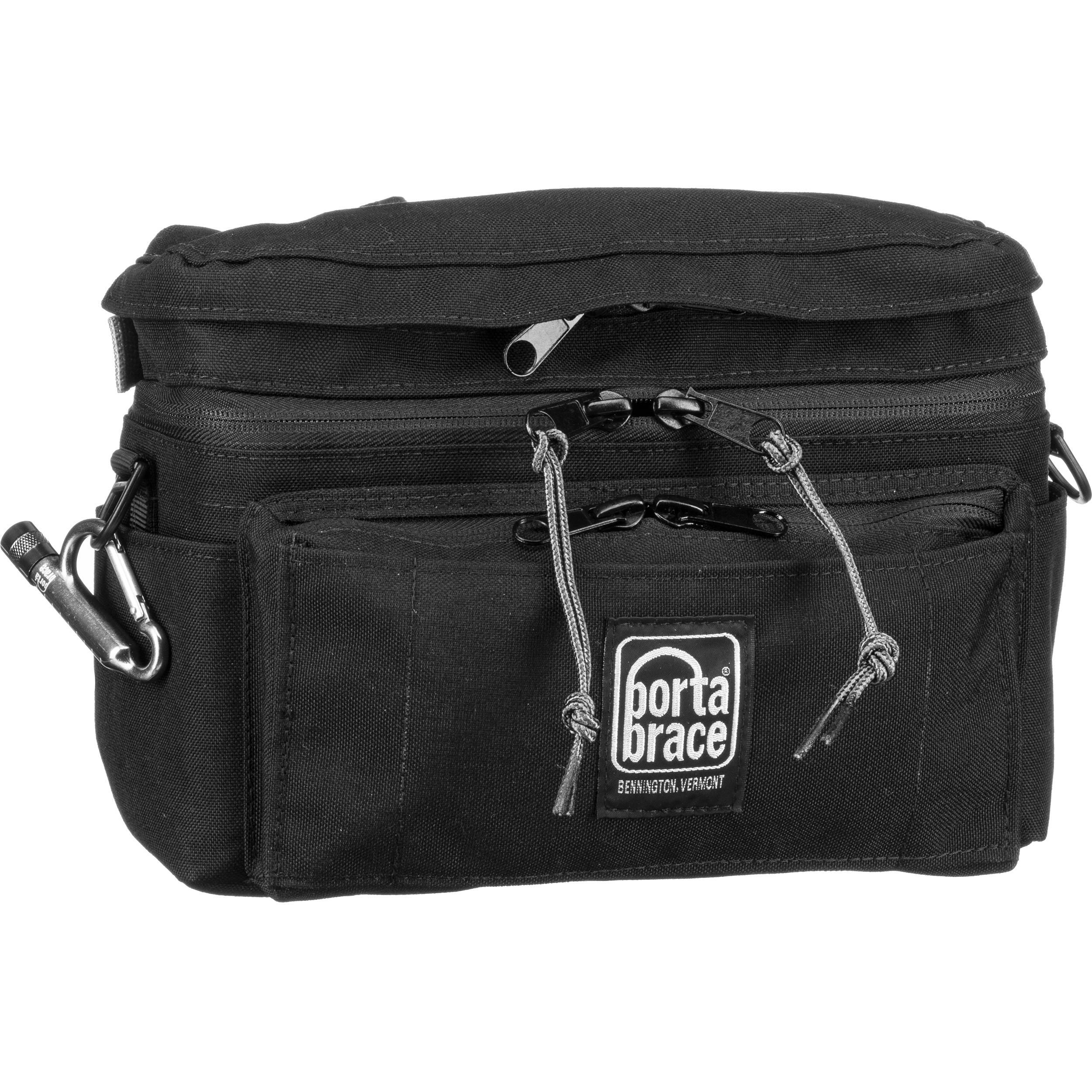 75d4047736d8 Porta Brace HIP-3LENS Hip-Pack Lens Case (Black)