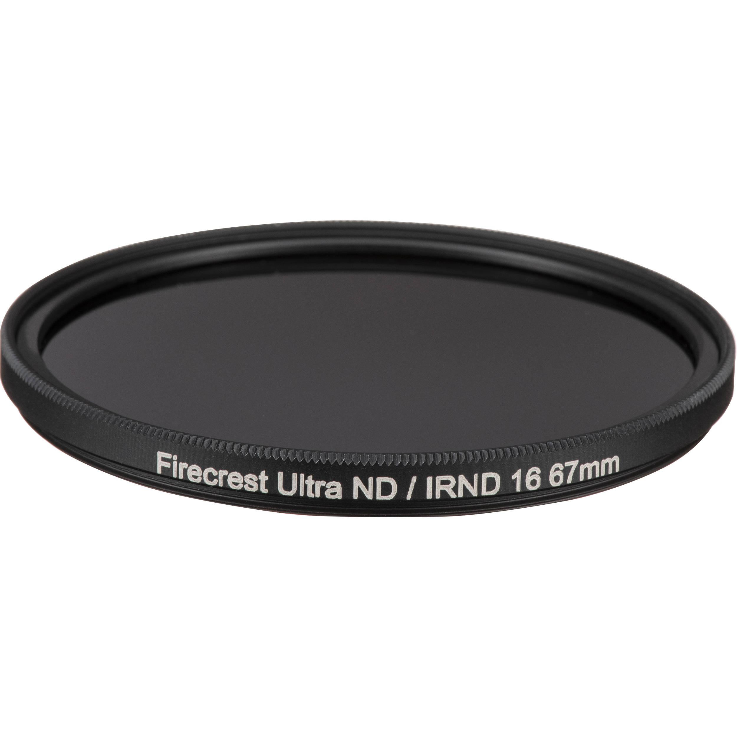 Formatt Hitech 67mm Firecrest Ultra ND 4 8 Filter (16-Stop)