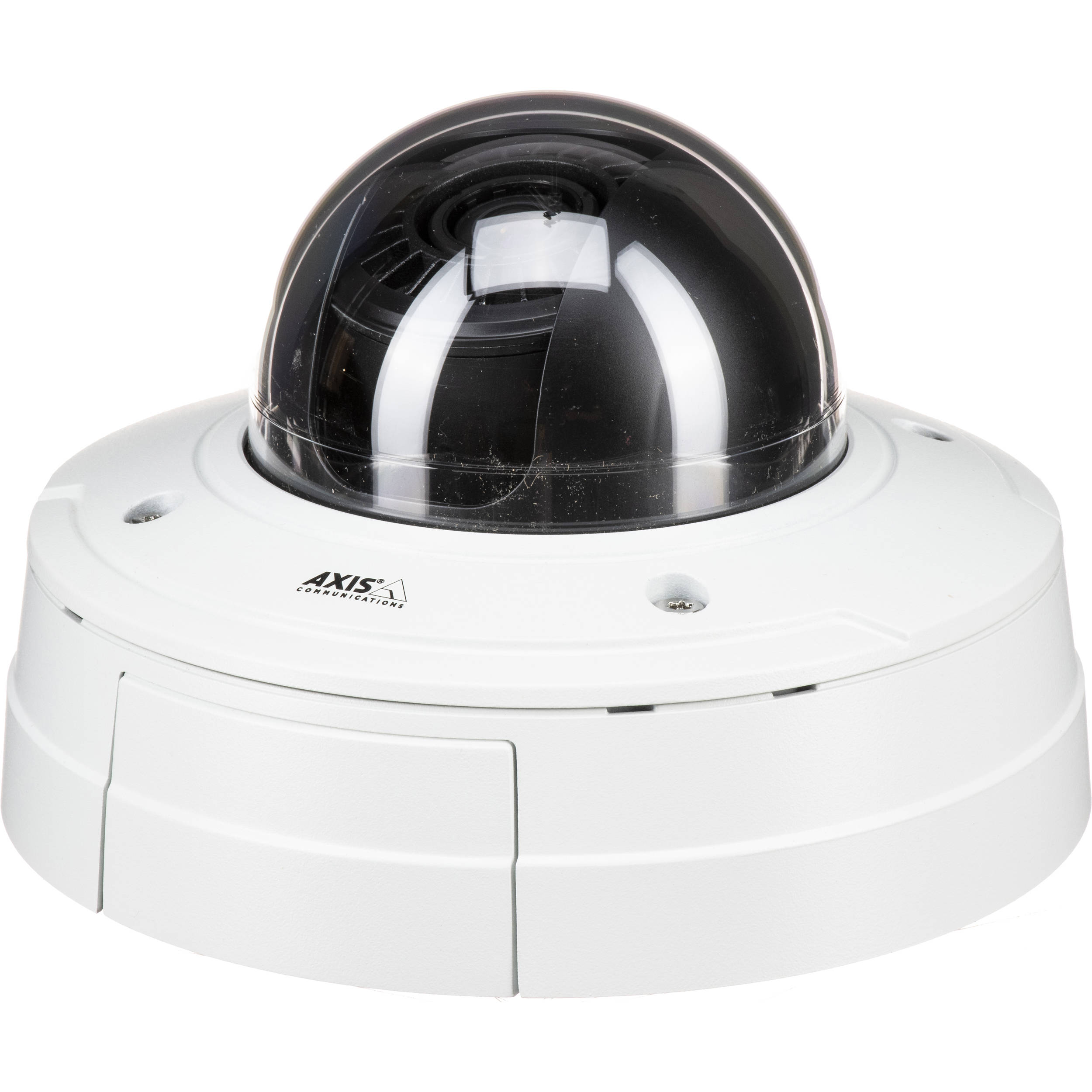 Axis Communications P3367-VE 5MP Outdoor Vandal-Resistant Dome Camera