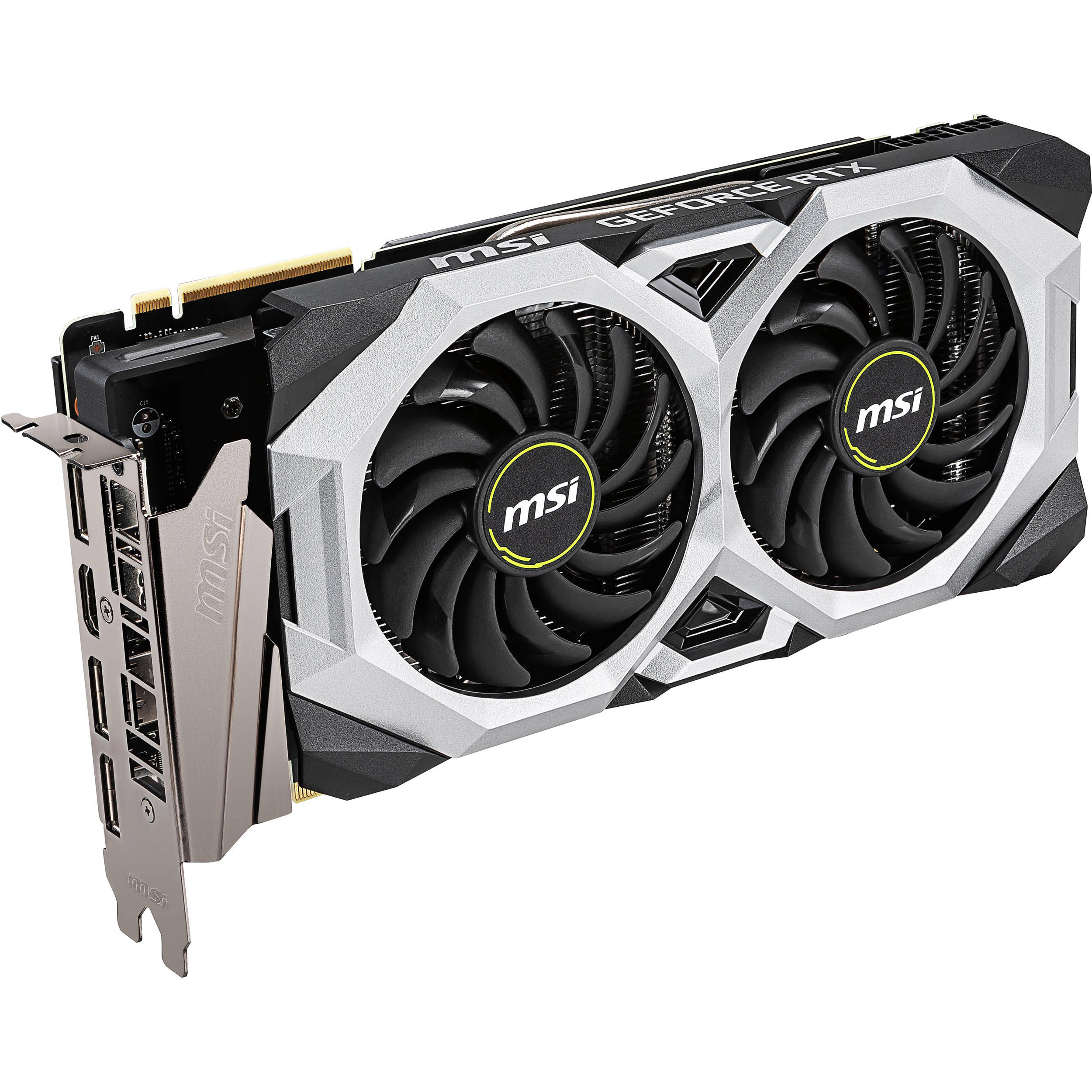 MSI GeForce RTX 2070 SUPER VENTUS OC Graphics Card