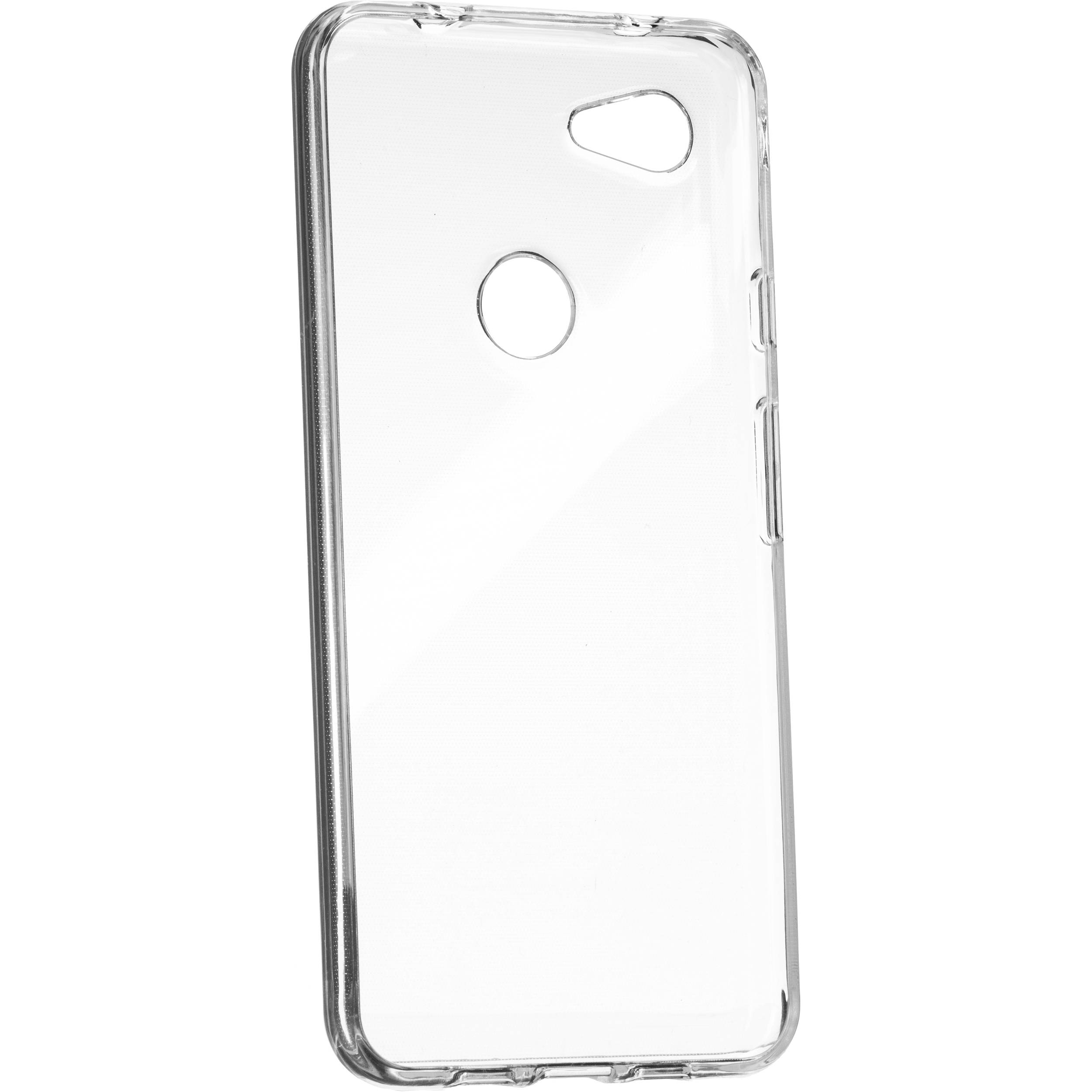 new style 440f7 e221a AVODA TPU Case for Google Pixel 3a XL (Clear)