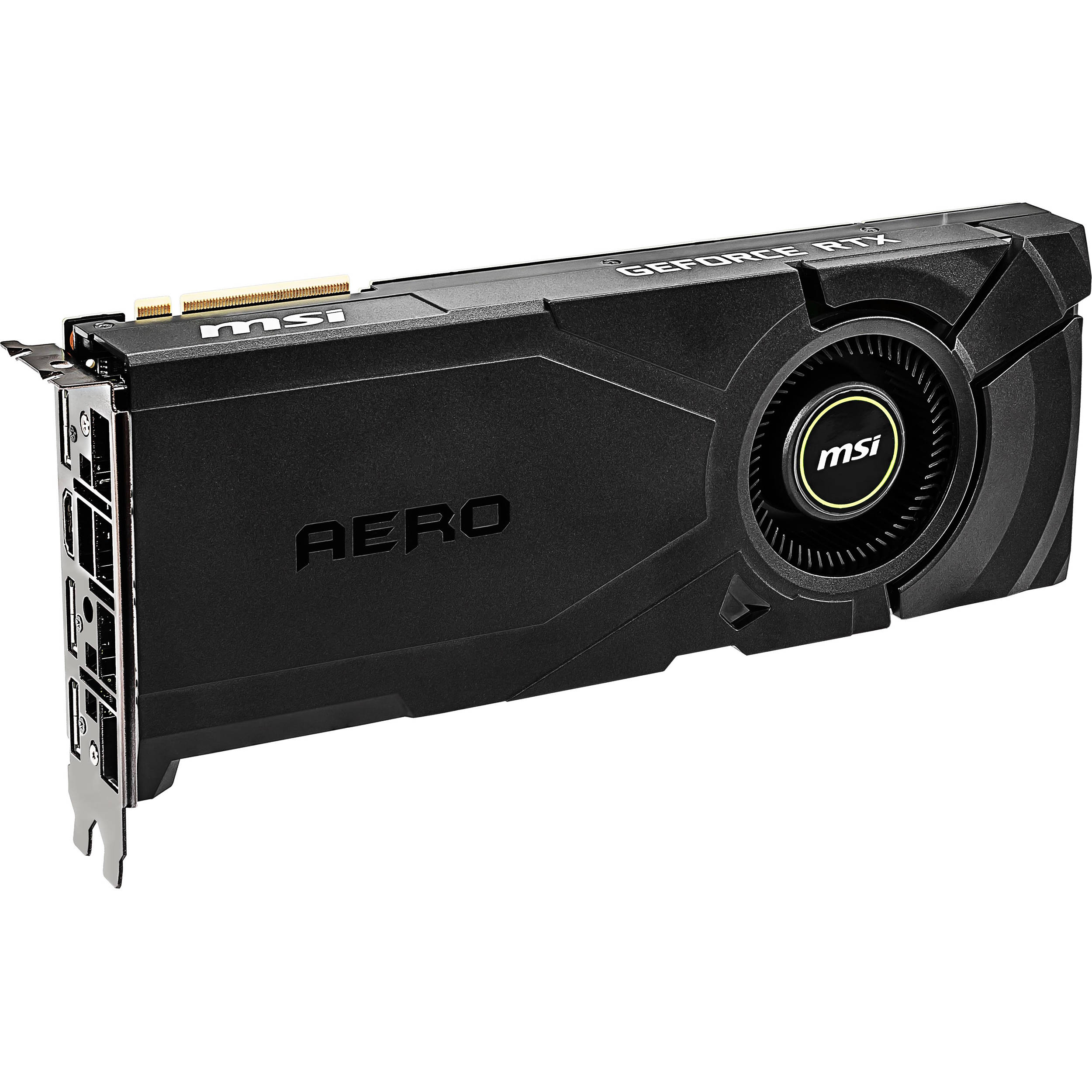 MSI GeForce RTX 2080 SUPER AERO Graphics Card