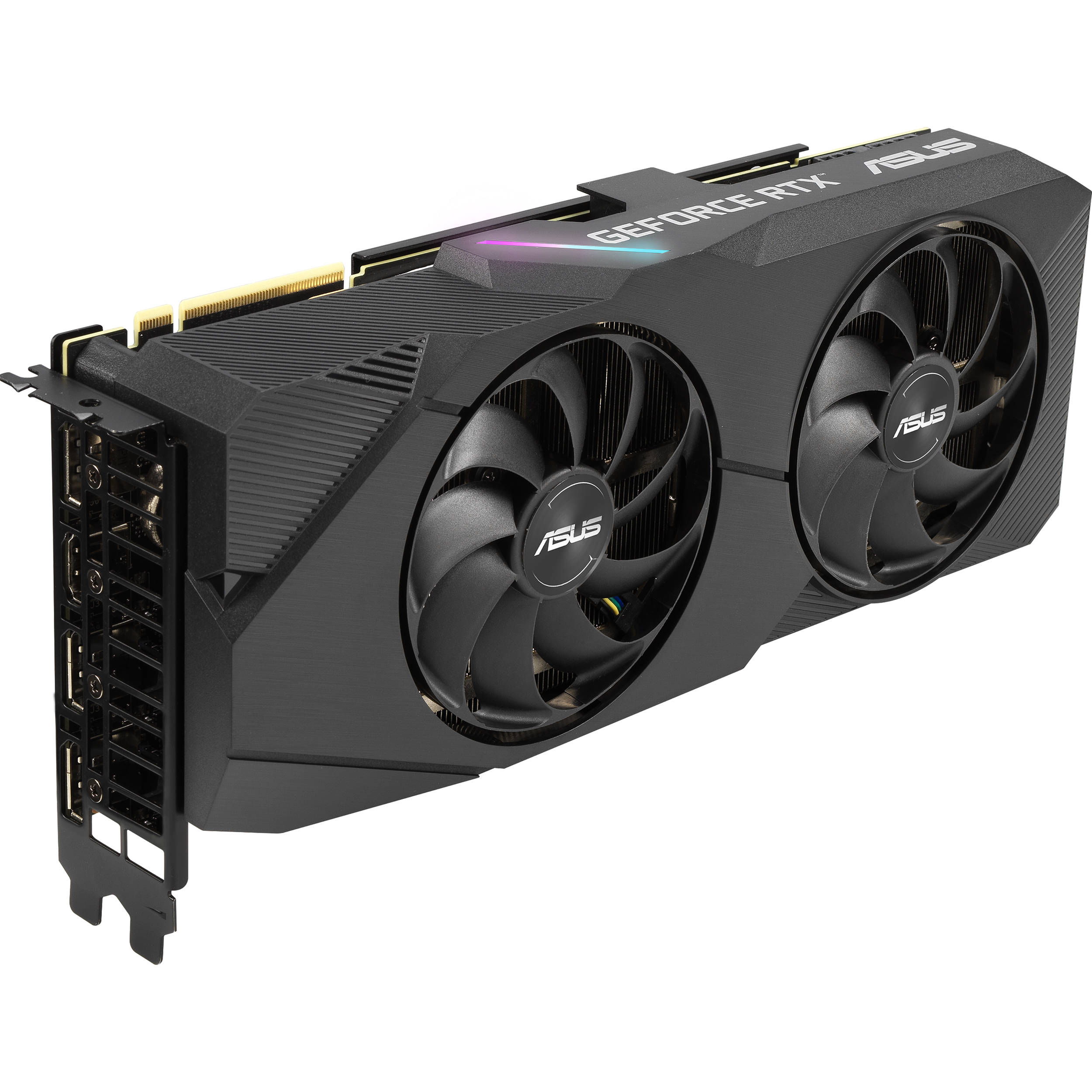ASUS Dual GeForce RTX 2080 SUPER EVO OC Edition Graphics Card