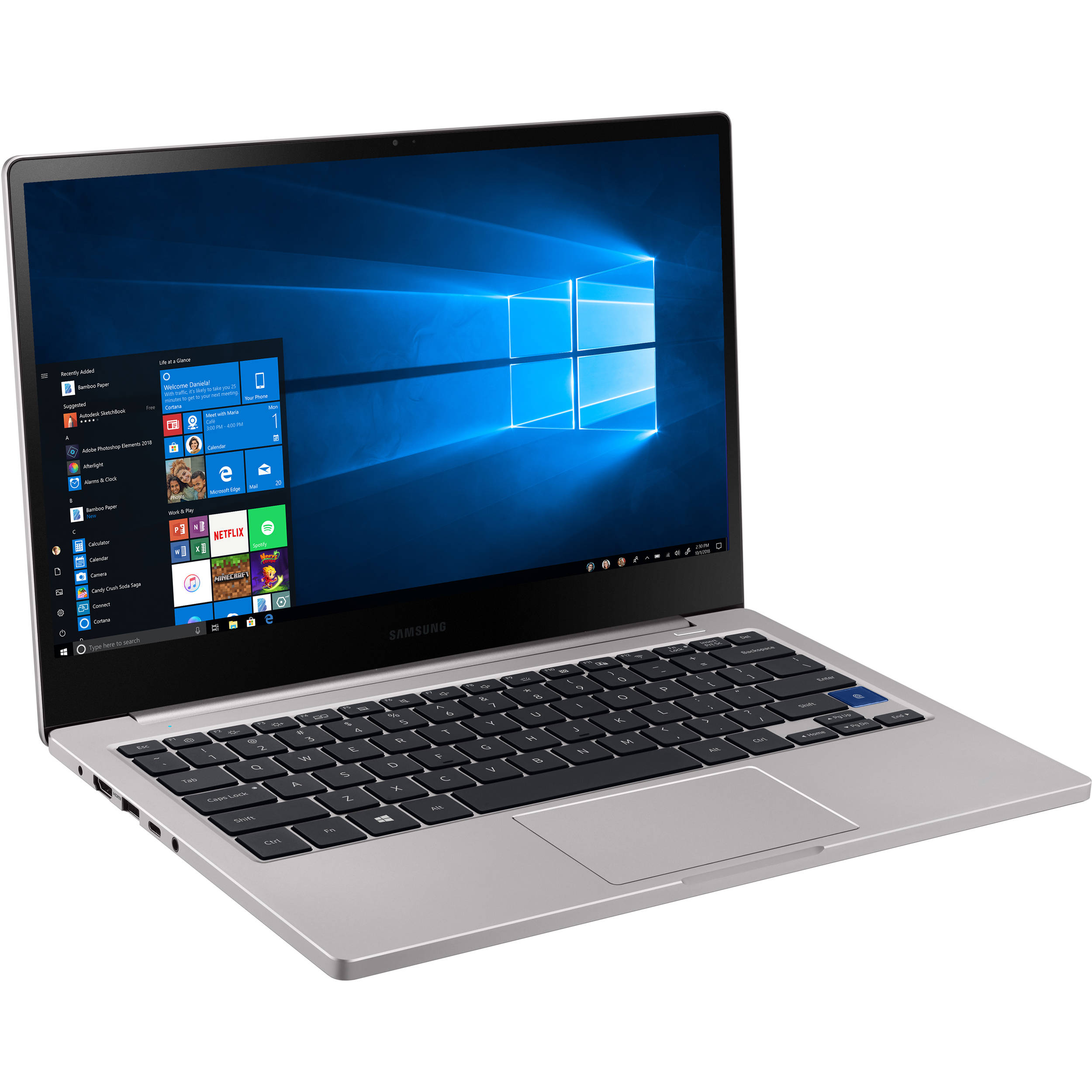 Samsung i7-8565U/ 16GB/ 512SSD/ UHD-620/ Windows 10 Home/ 13 3