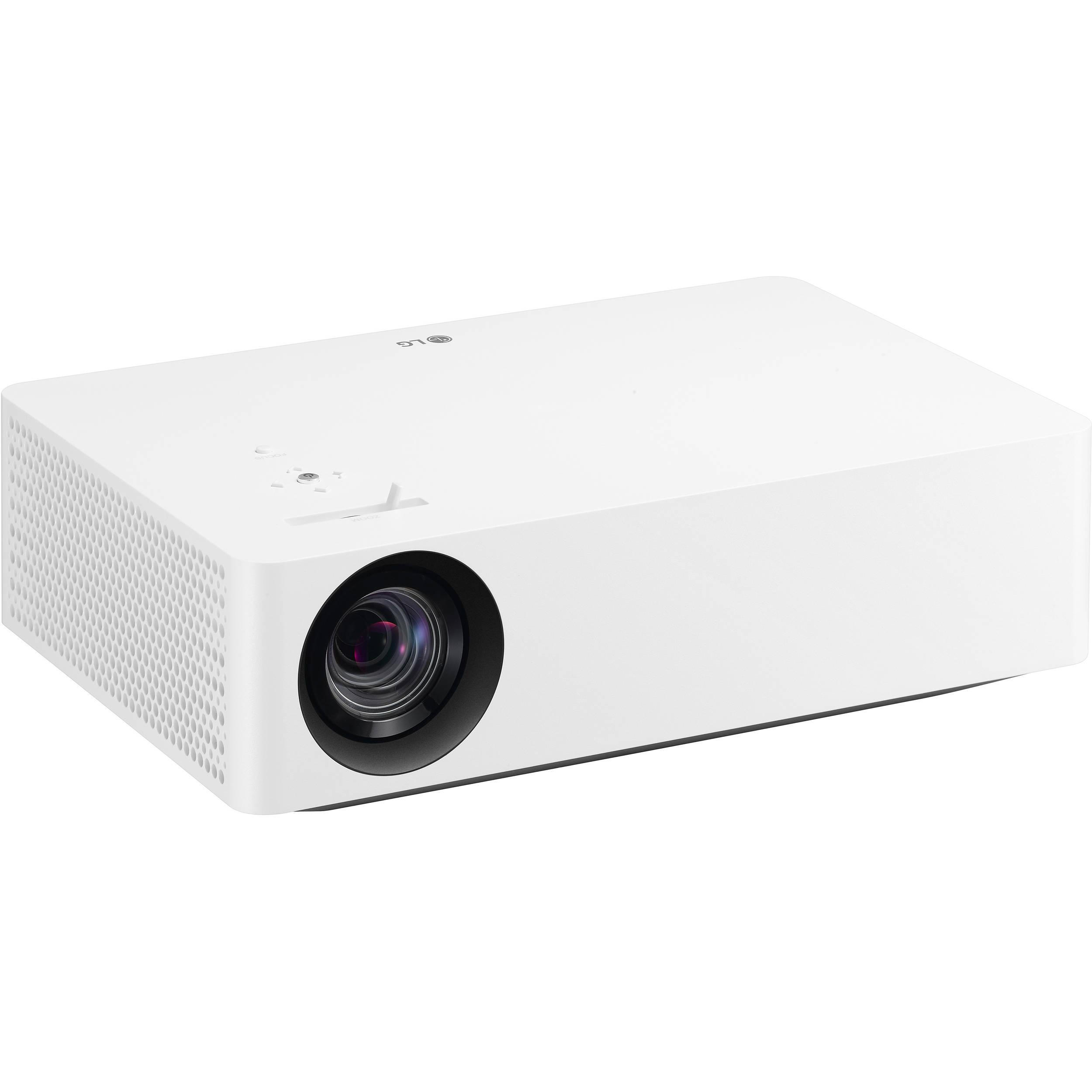 LG CineBeam HU70LA HDR XPR 4K UHD DLP Home Theater Projector
