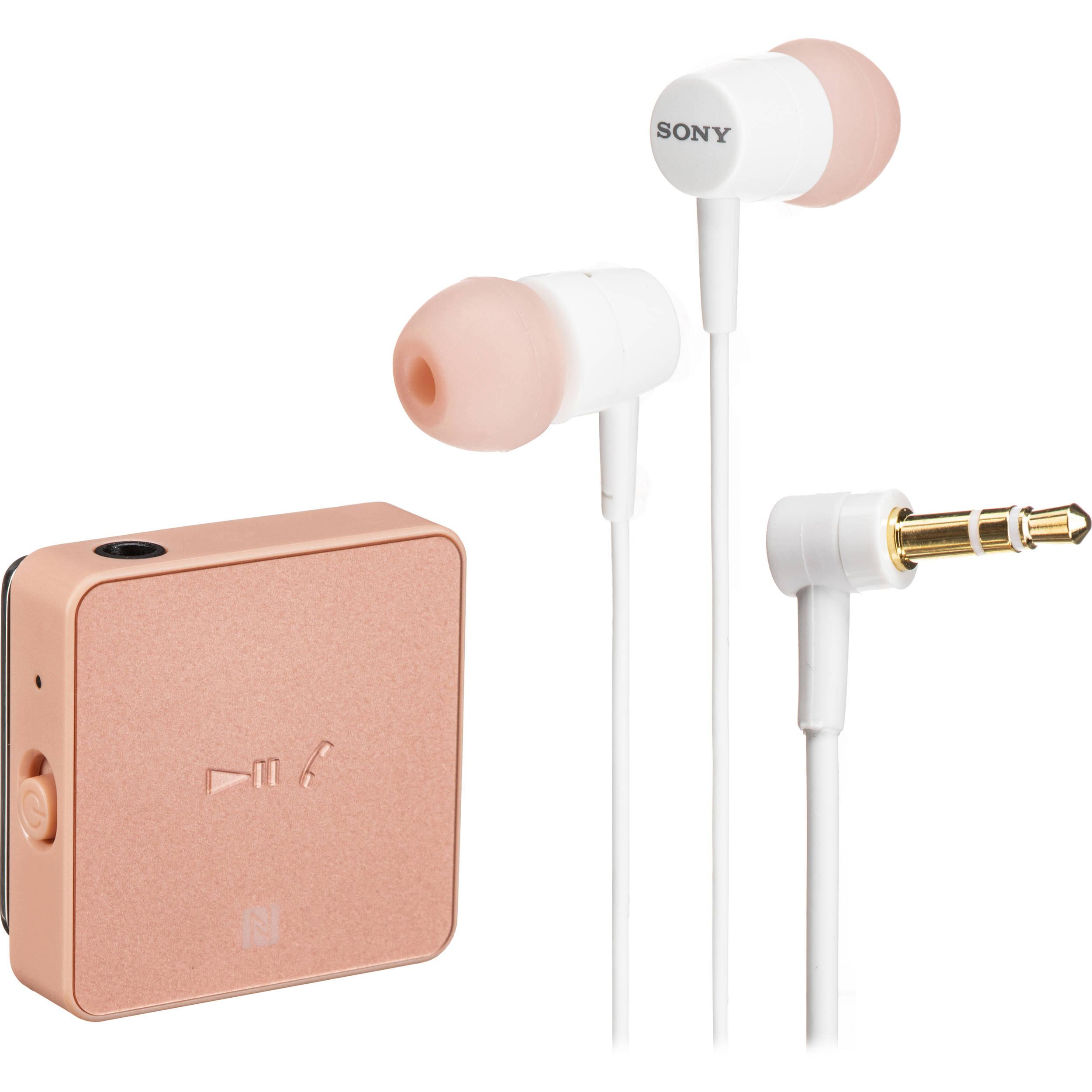 Sony Sbh24 Clip Style Bluetooth Headset 1309 5294 B H Photo Video