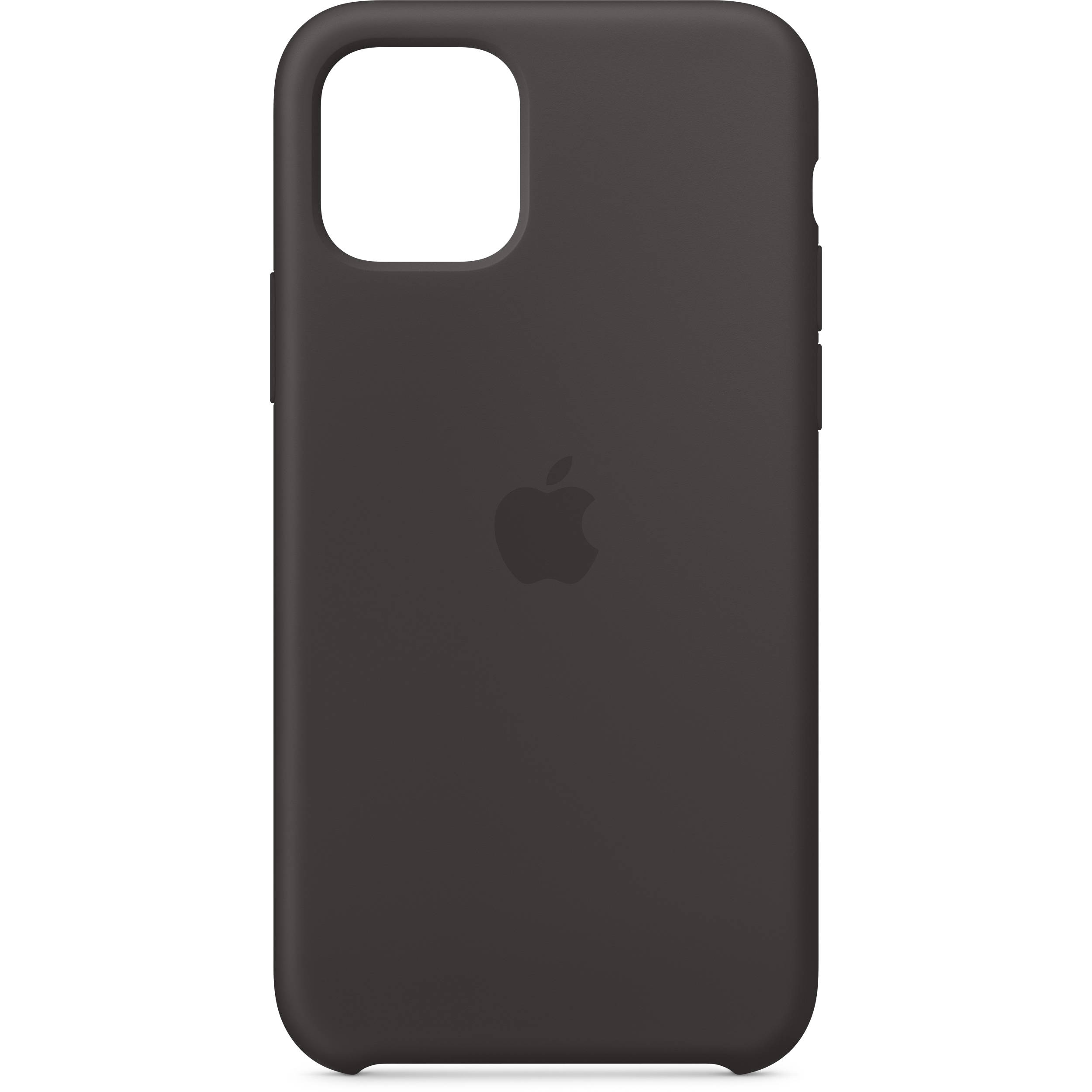 Apple Silicone Case for iPhone 11 Pro (Black)
