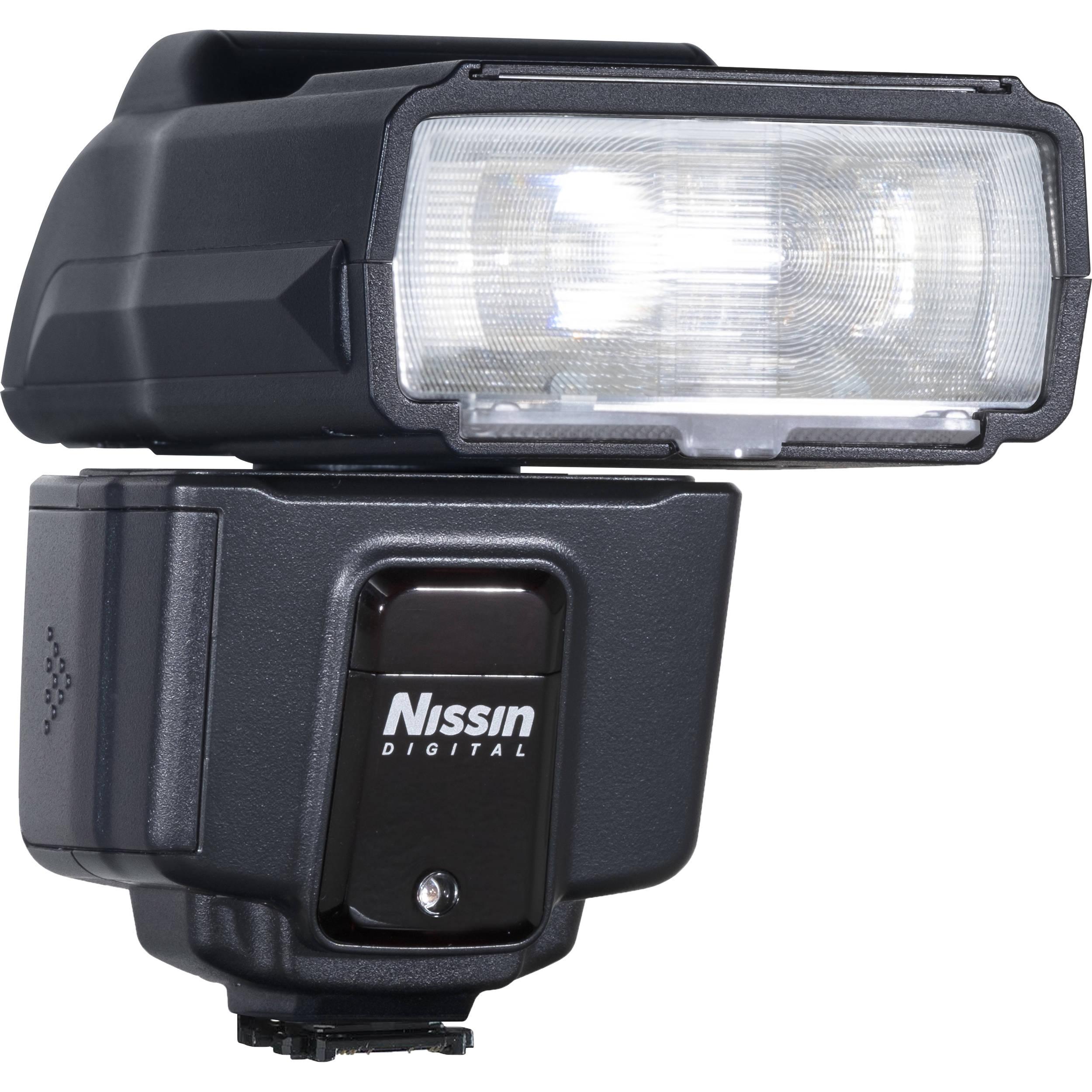 Nissin I600 Flash For Sony Cameras Ndi600 S B H Photo Video