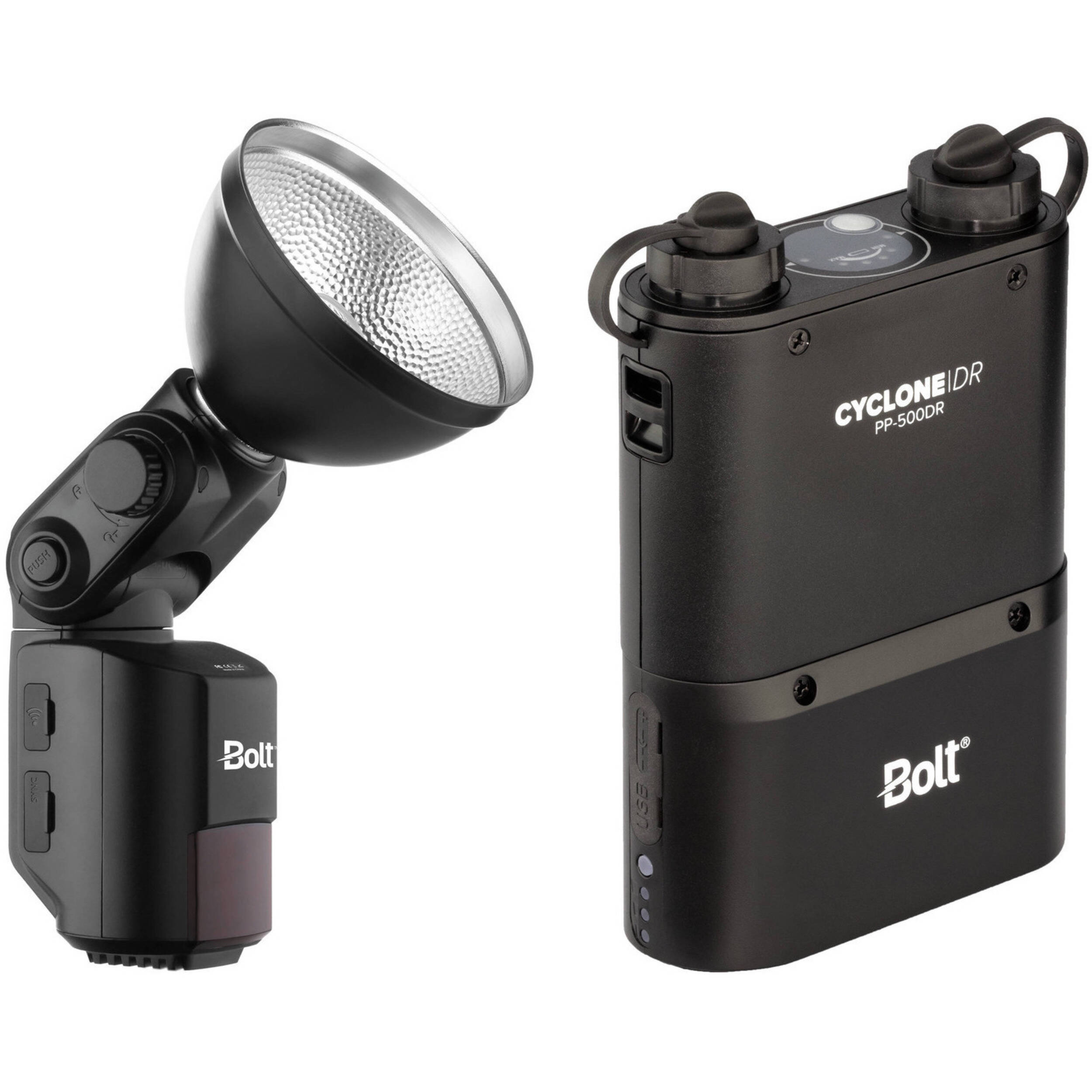 Bolt VB-22 Bare-Bulb Flash 4 Pack