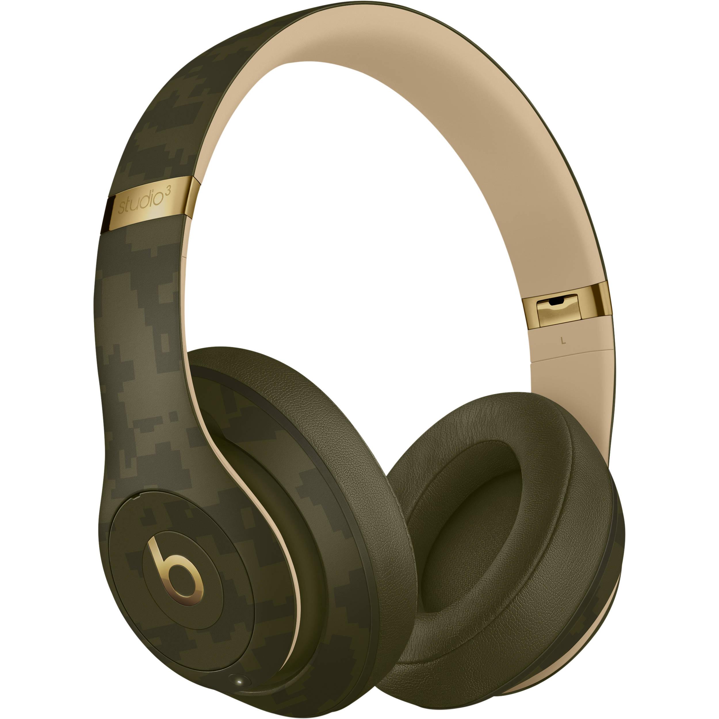 Beats By Dr Dre Studio3 Wireless Bluetooth Headphones Mx412ll A