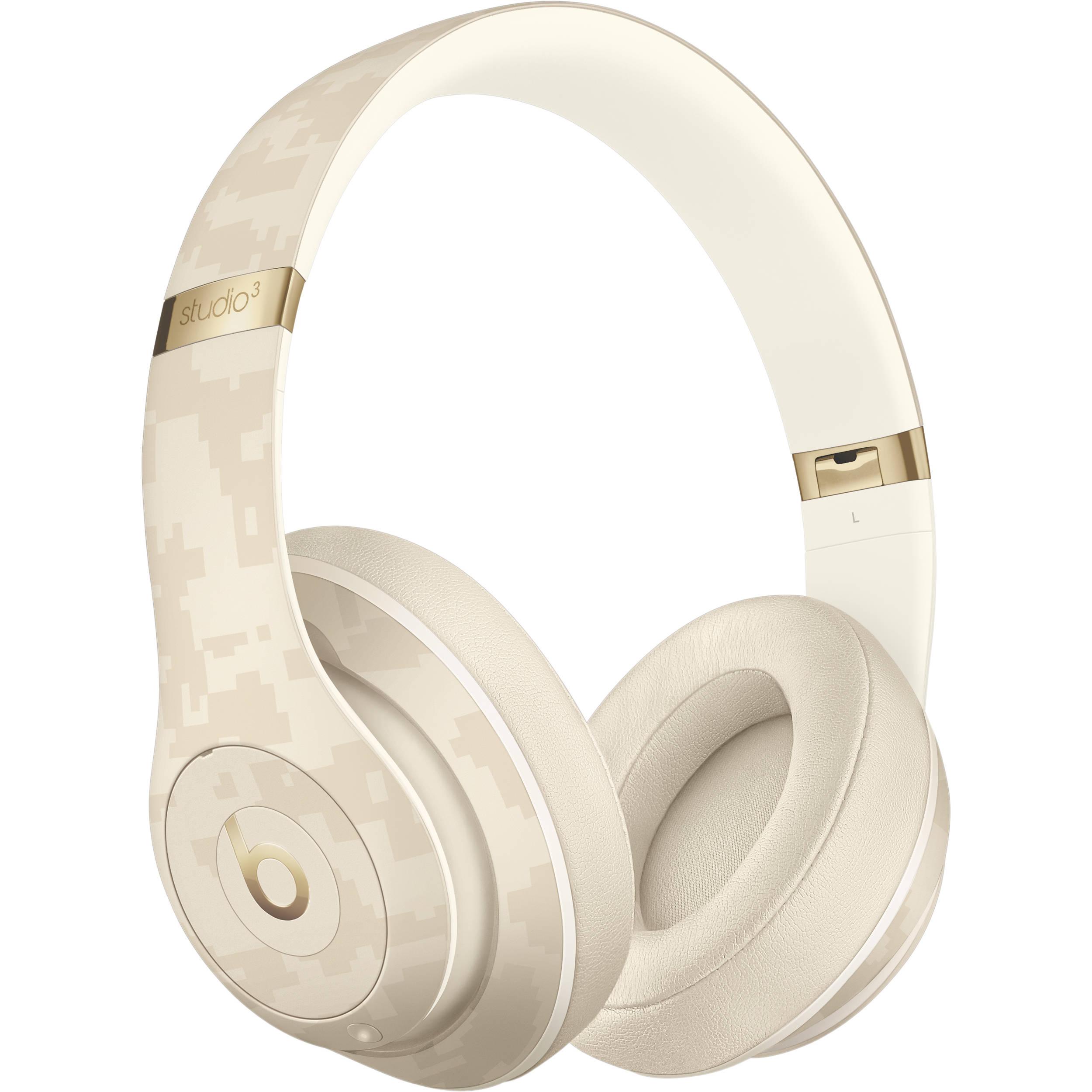 Beats By Dr Dre Studio3 Wireless Bluetooth Headphones Mwuj2lla