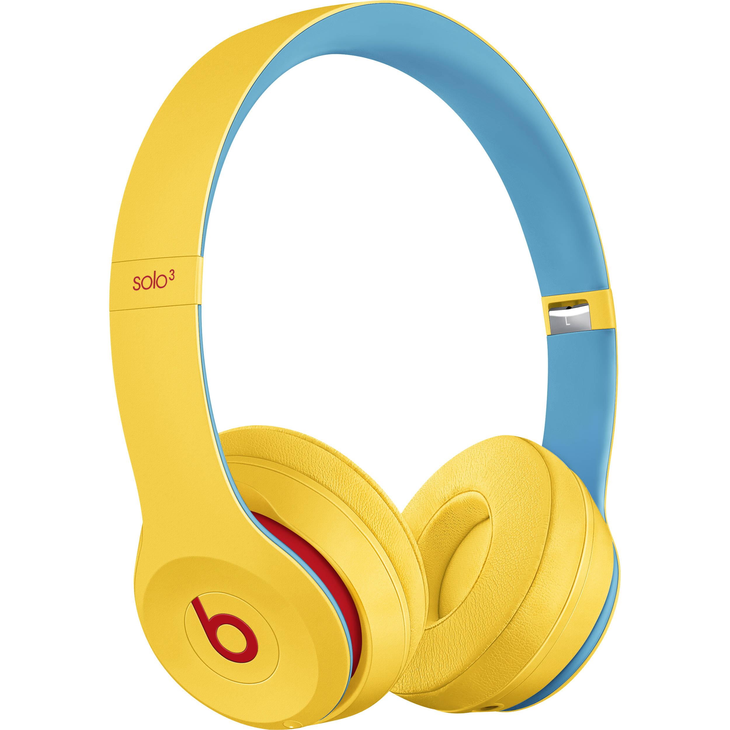 Beats By Dr Dre Beats Solo3 Wireless On Ear Headphones Mv8u2lla
