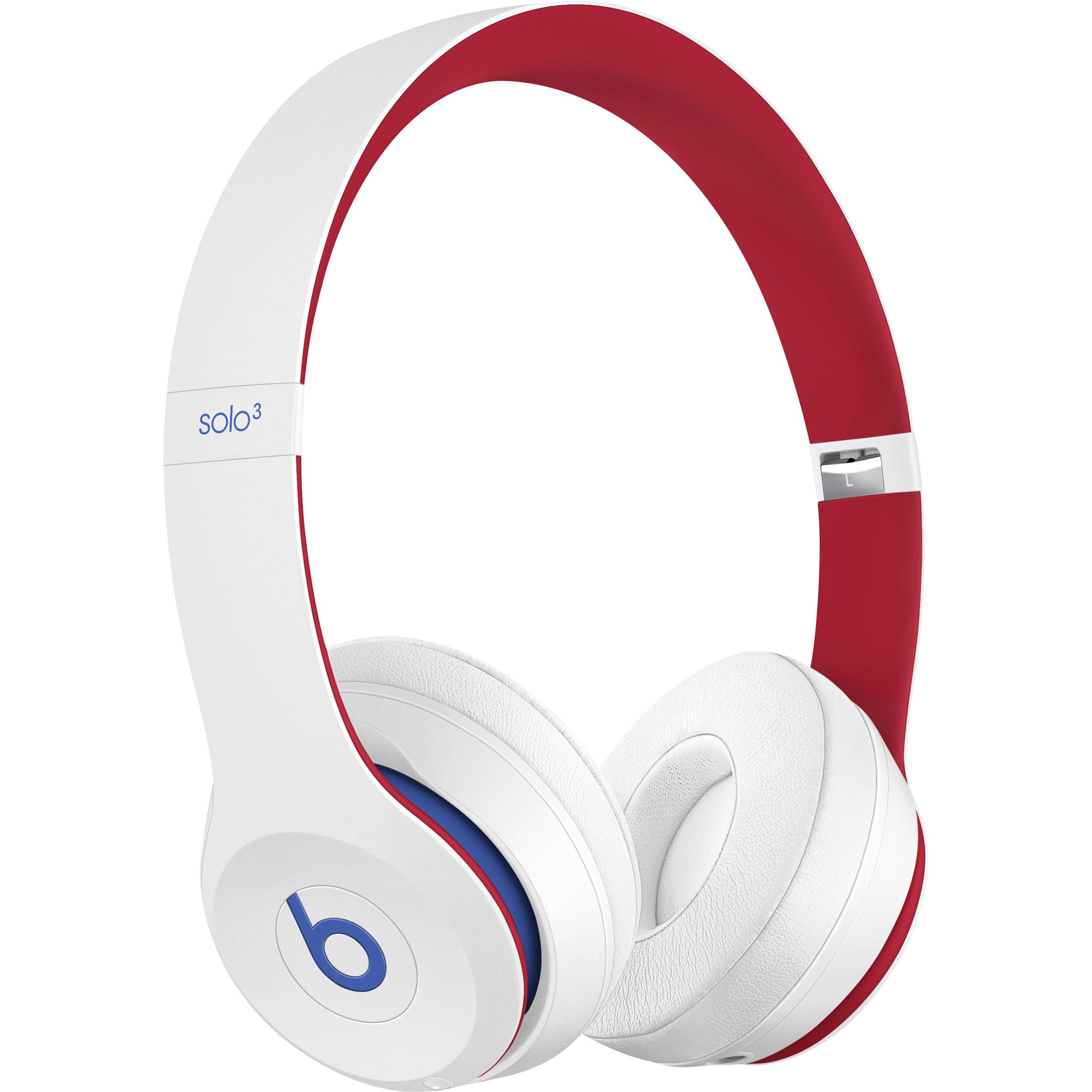 Beats By Dr Dre Beats Solo3 Wireless On Ear Headphones Mv8v2lla