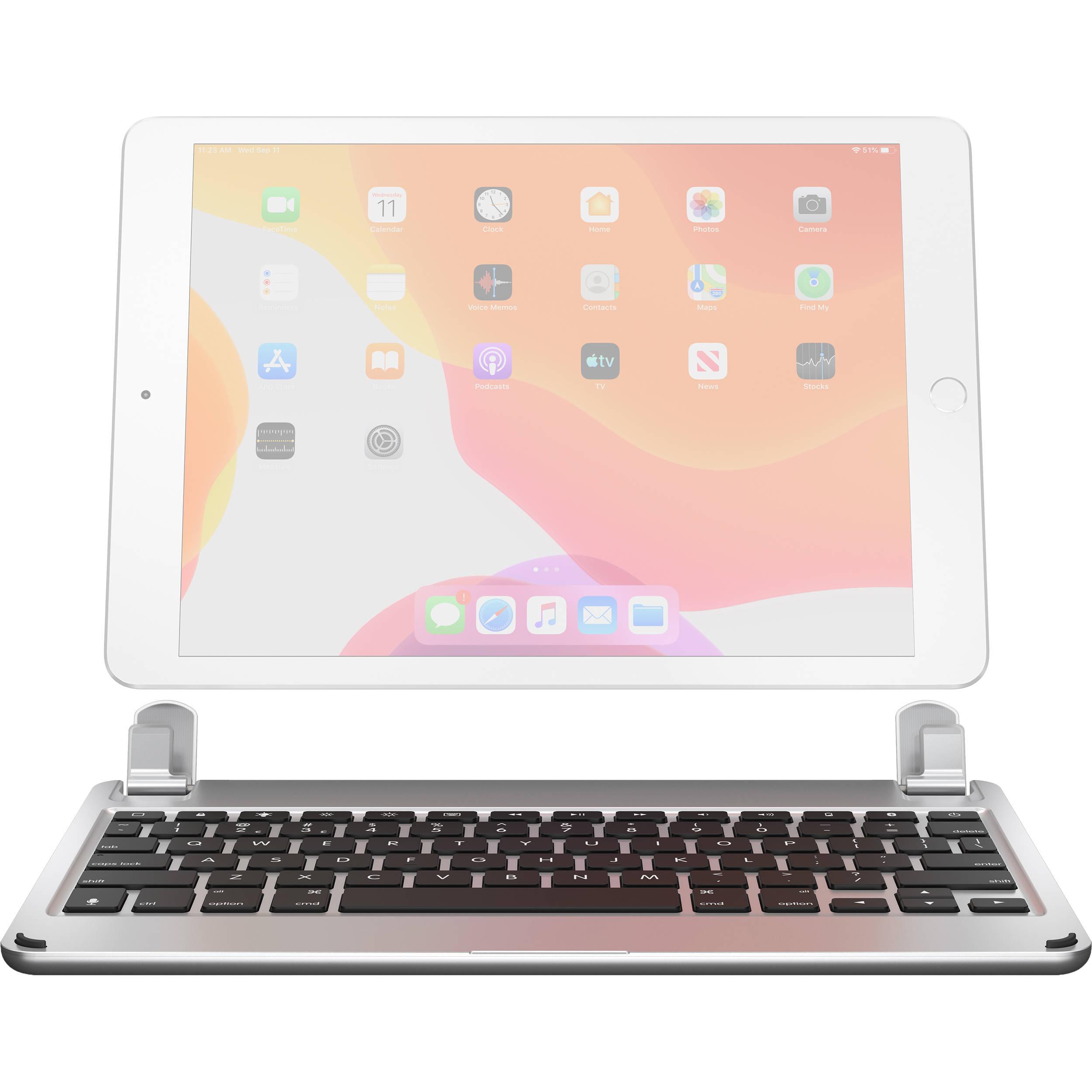 Brydge Wireless Bluetooth Keyboard For 10 2 Bry80012