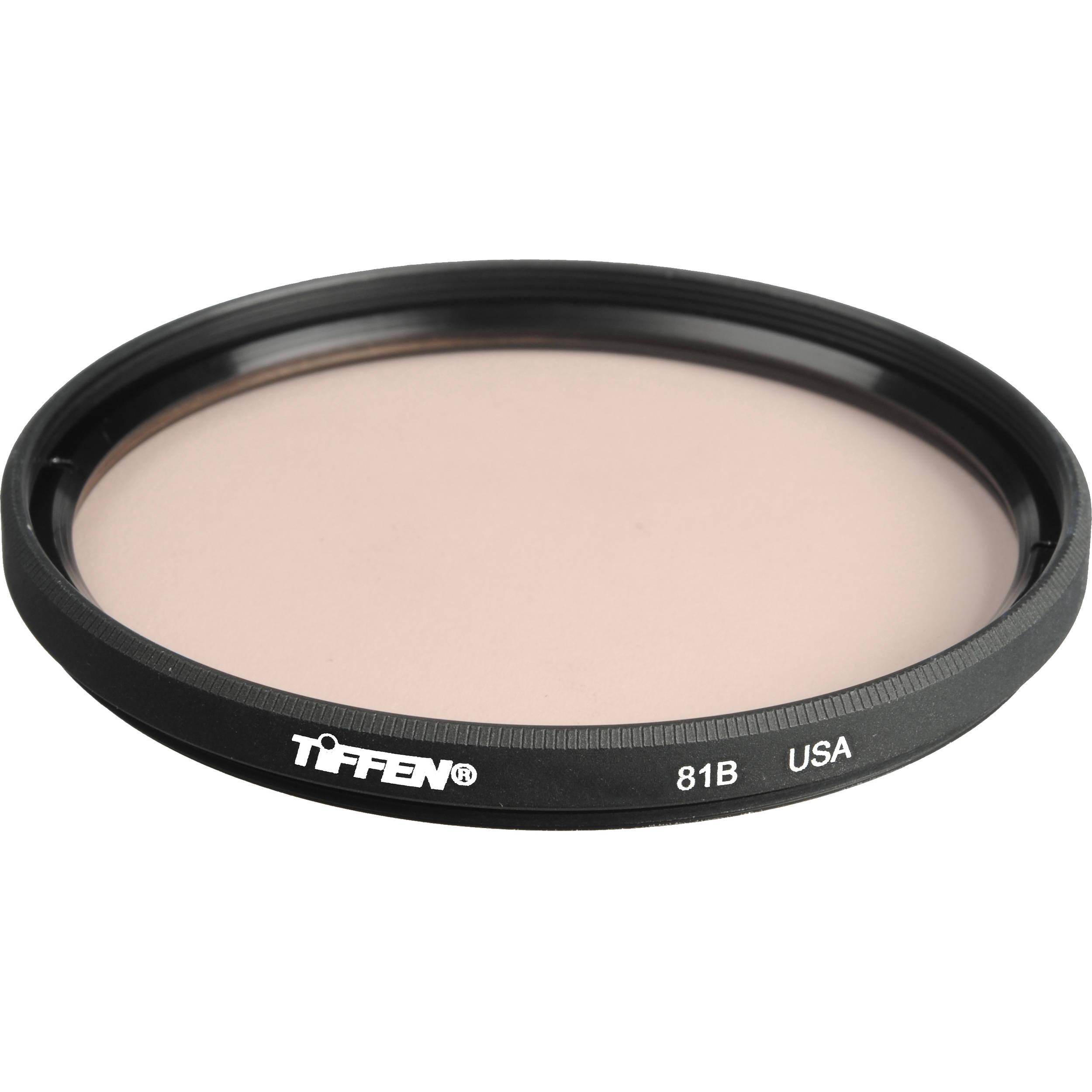 Tiffen 49mm 81A Filter