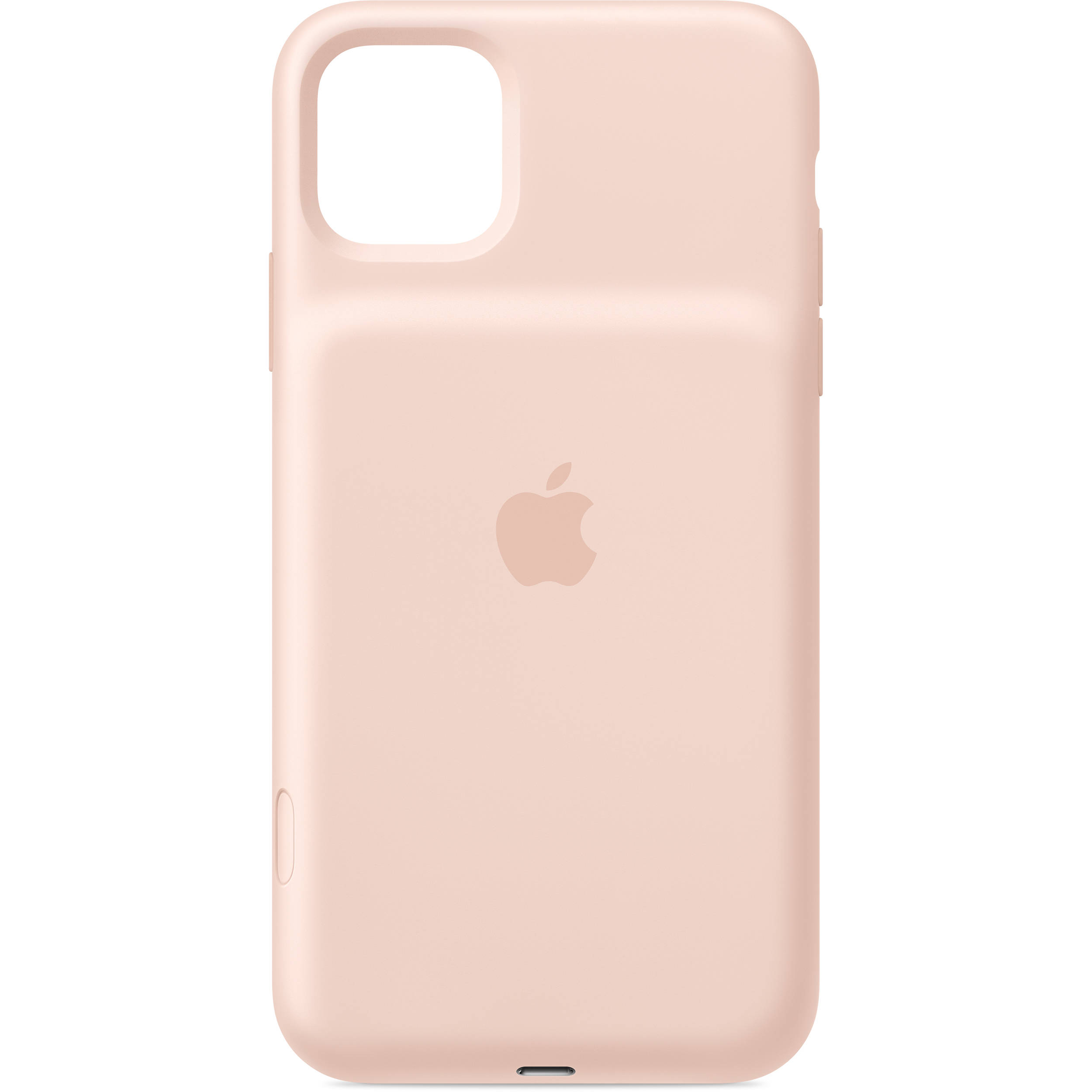 Apple Smart Battery Case With Wireless Charging For Iphone 11 Pro Max Pink Sand