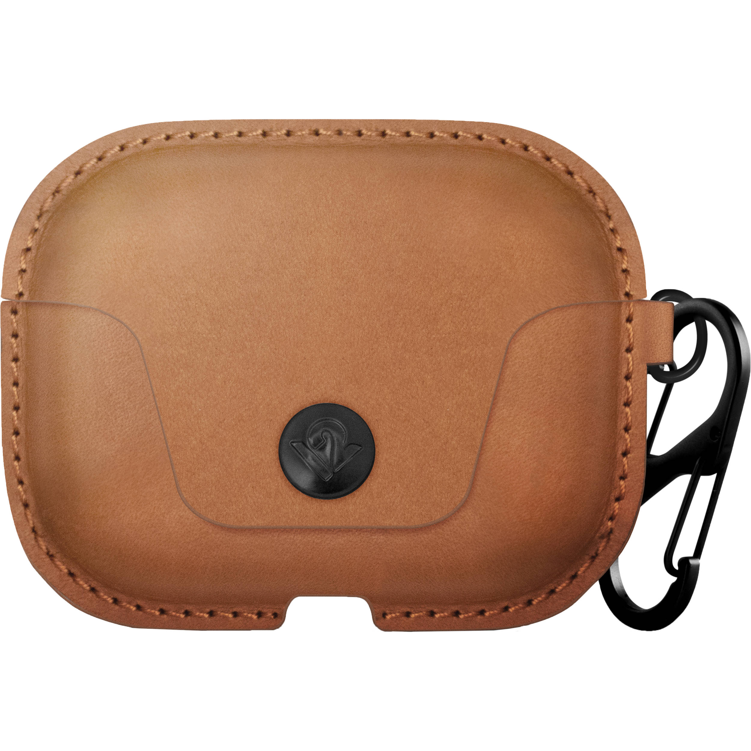 Twelve South Airsnap Pro Leather Road Case For Airpods 12 1967