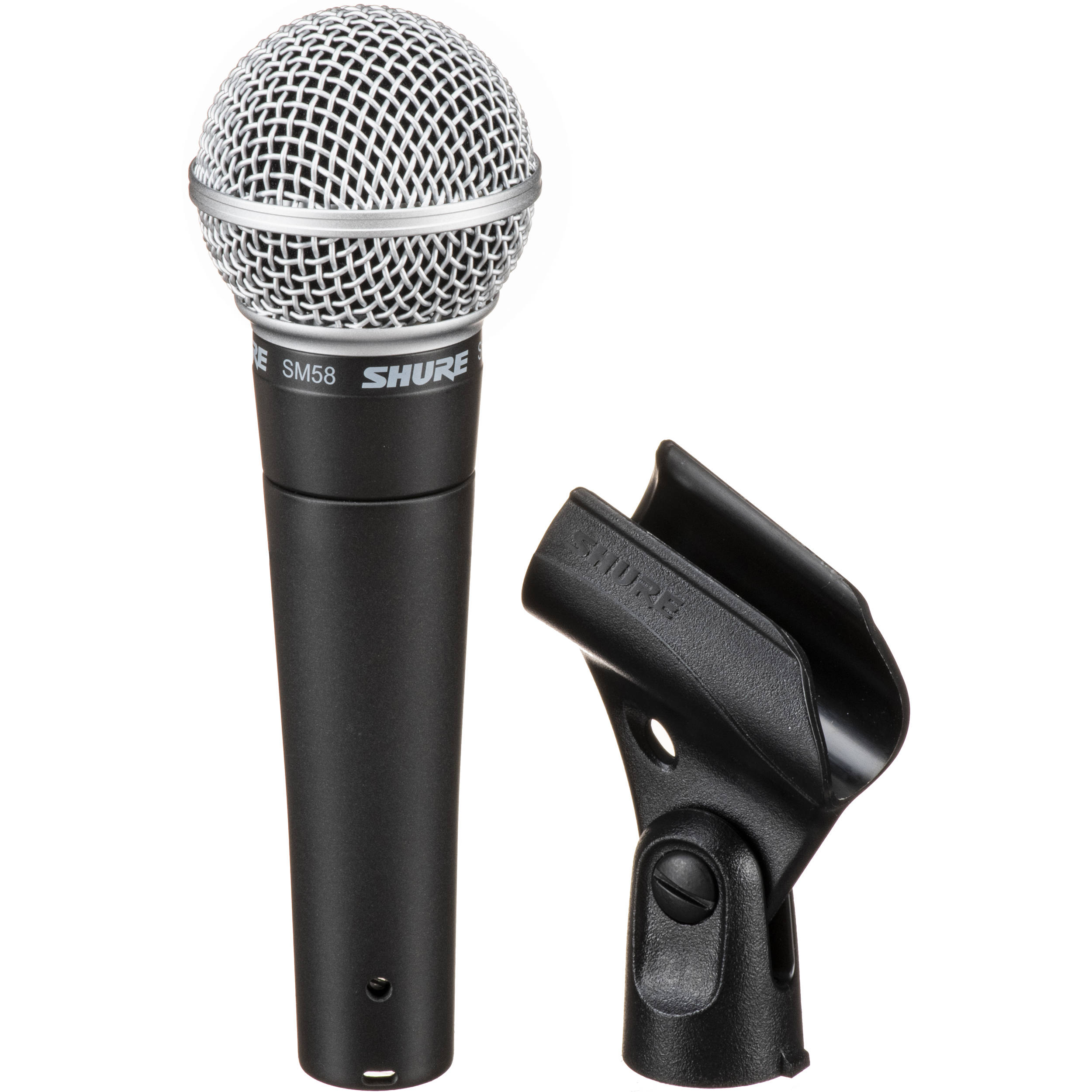Dynamic cardioid microphone handheld vocal with On//Off Switch cable /& clip