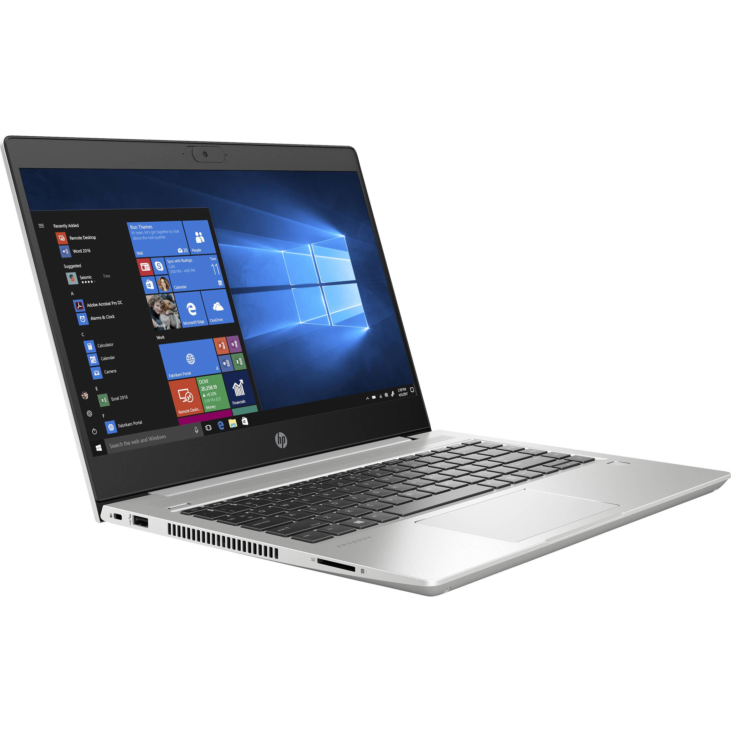 Hp 14 Probook 440 G7 Multi Touch Laptop 8we42ut Aba