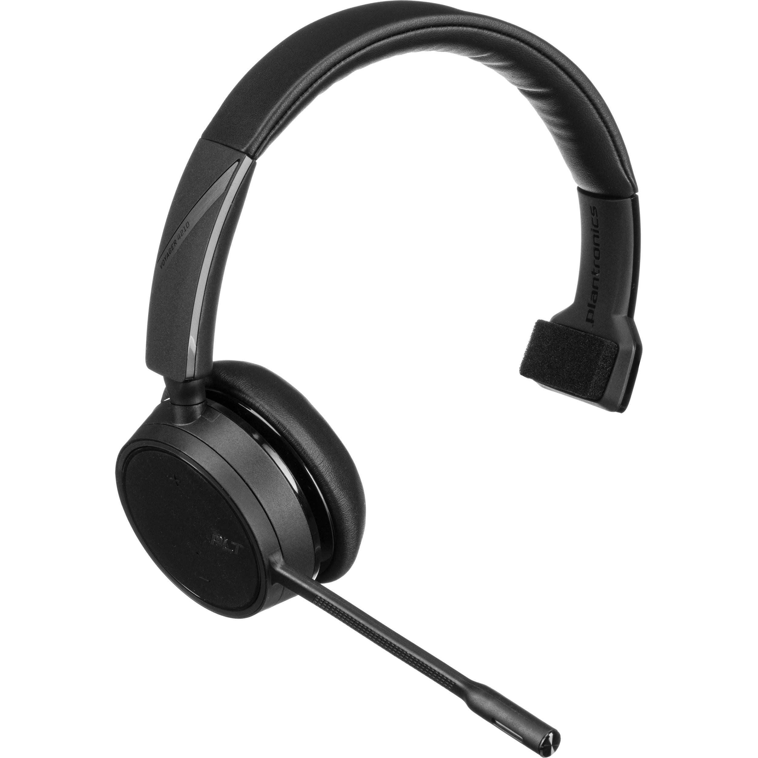 Plantronics Voyager Monaural 4210 Uc Bluetooth Headset