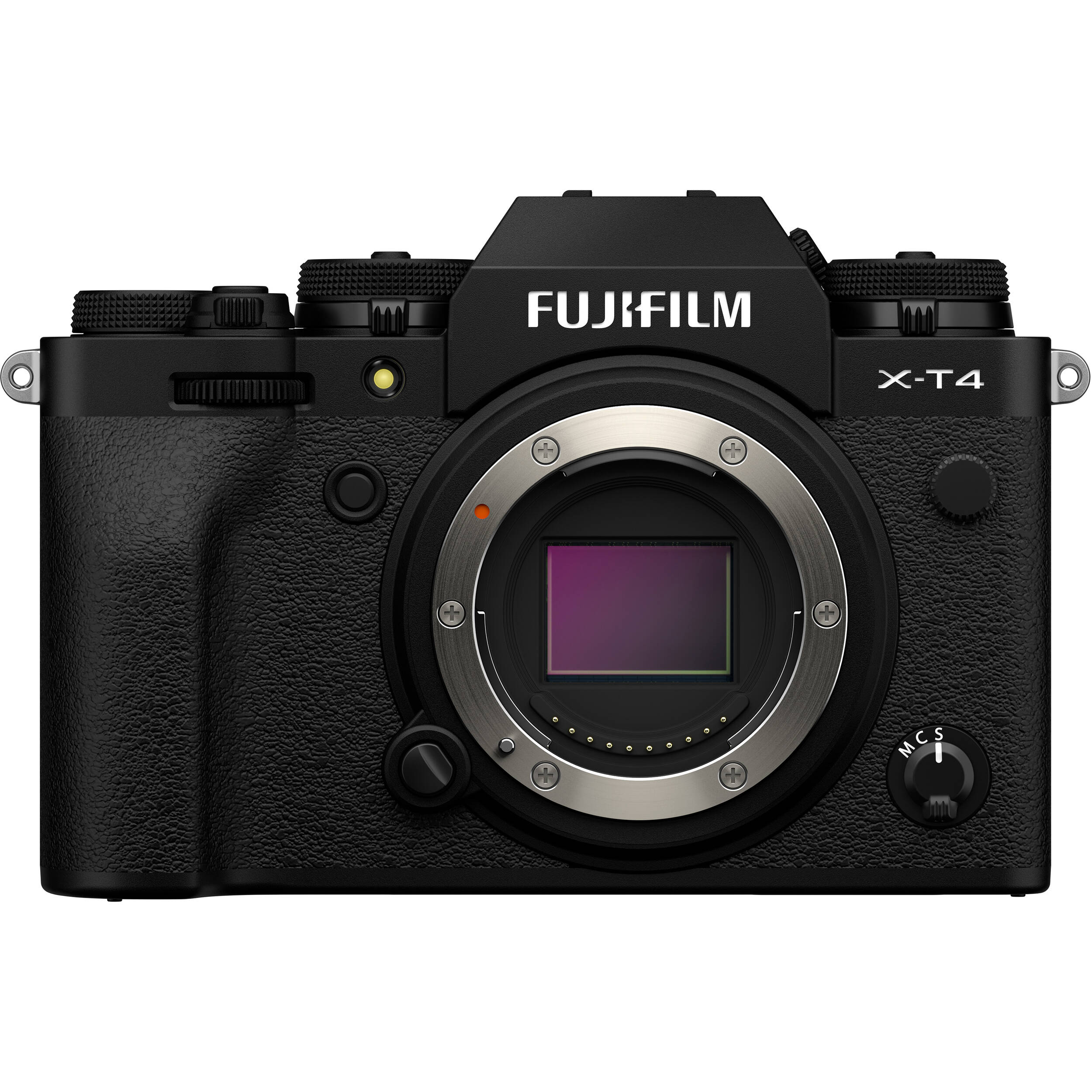 FUJIFILM X-T4 Mirrorless Digital Camera (XT4 Camera Body, Black) B&H