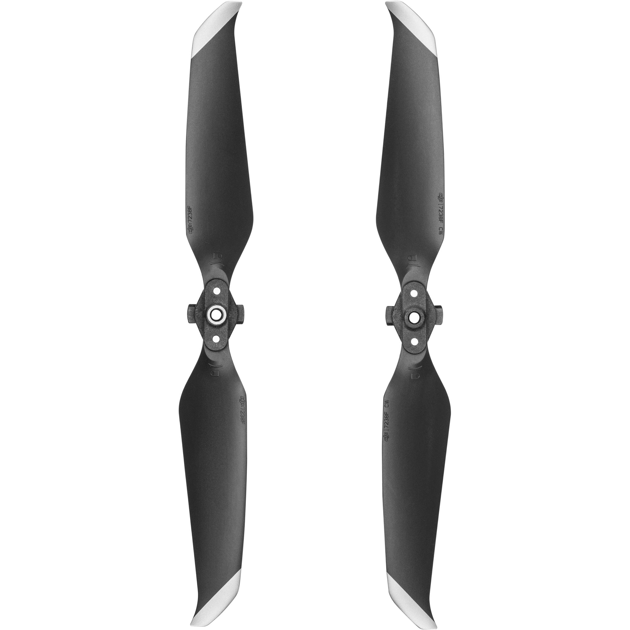 TOMAT Mavic Air 2 Propellers,Low-Noise 7238F Props for DJI Mavic Air 2 Accessories 4 Pairs
