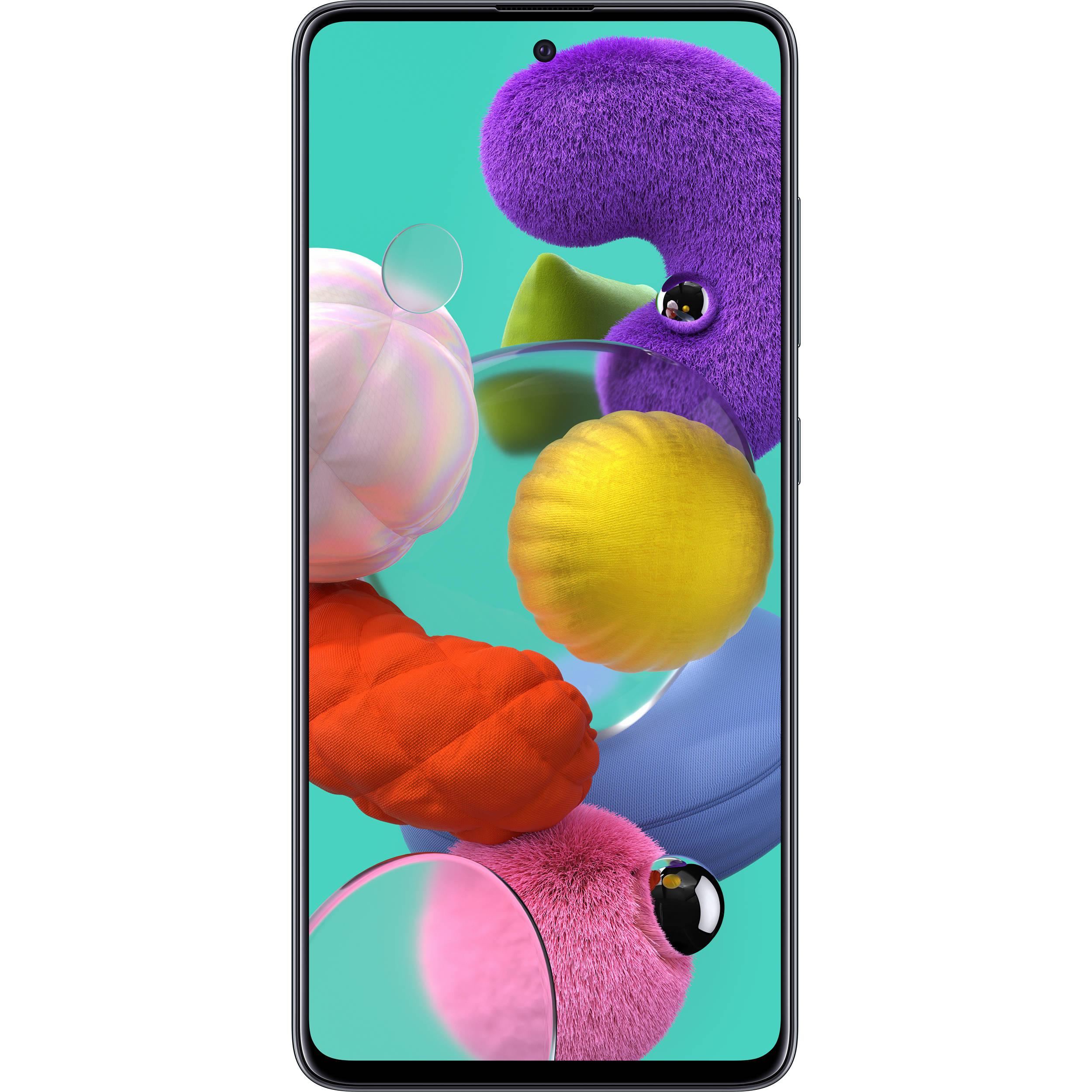 Samsung Galaxy A51 A516u 128gb 5g Smartphone Sm A516uzkaxaa B H