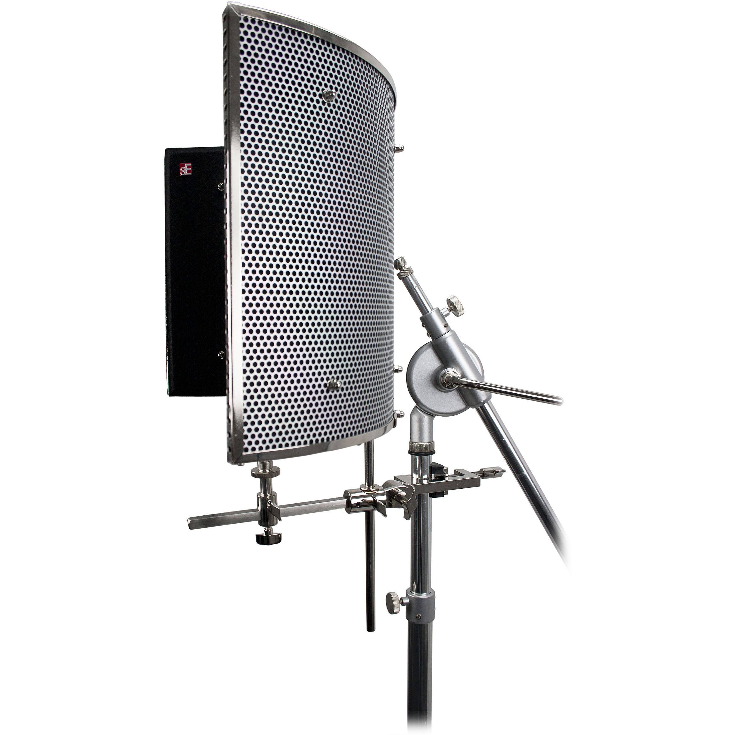 se electronics reflexion filter pro acoustic see rf pro b h. Black Bedroom Furniture Sets. Home Design Ideas